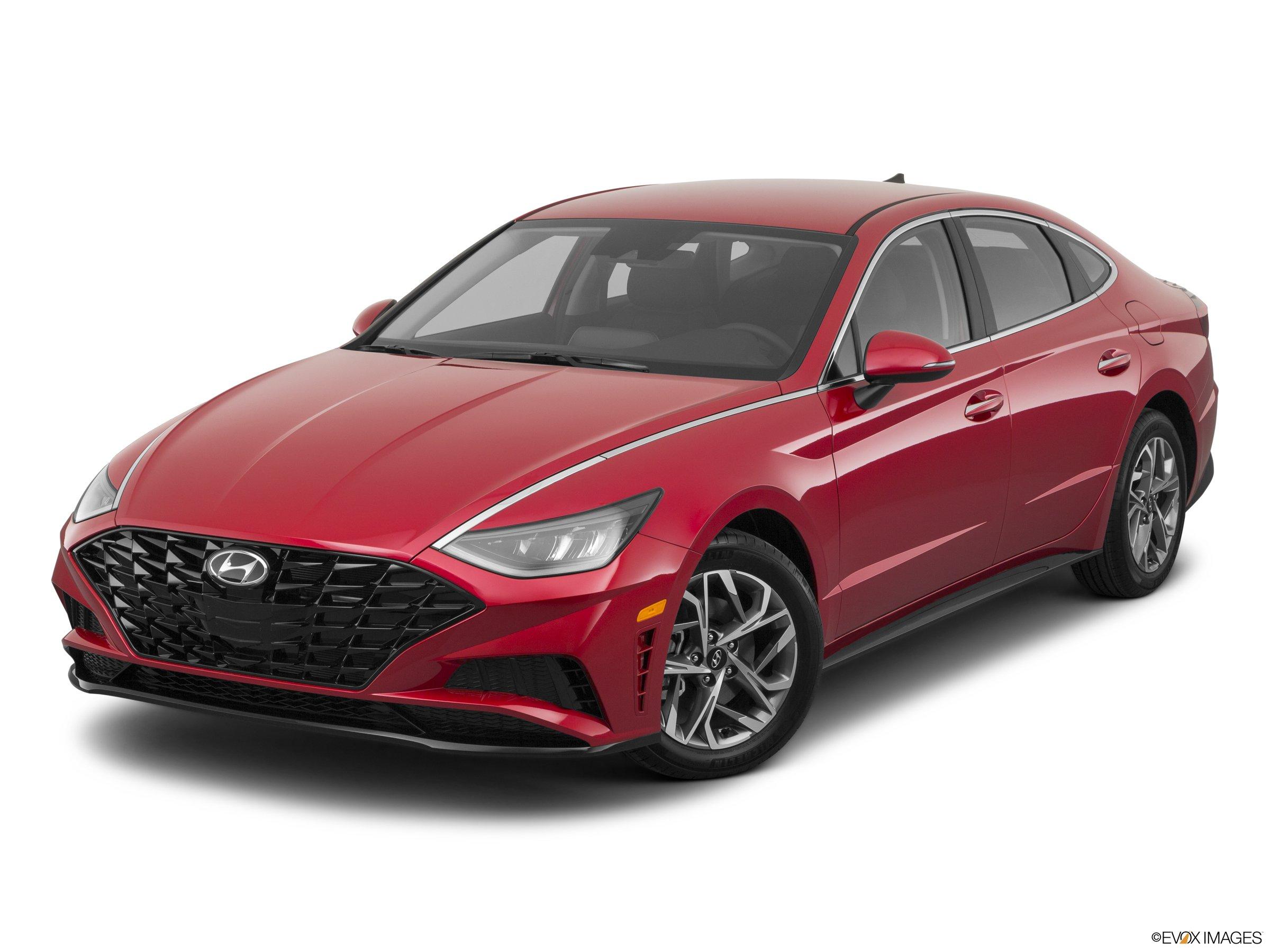 2020 Hyundai Sonata SEL FWD sedan