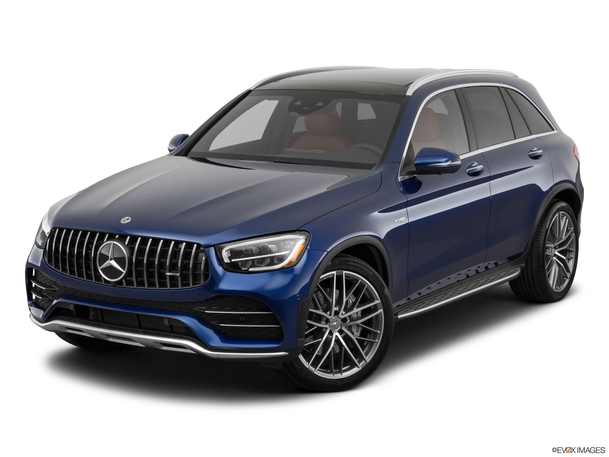 2020 Mercedes-Benz GLC-Class AMG GLC 43 AWD SUV
