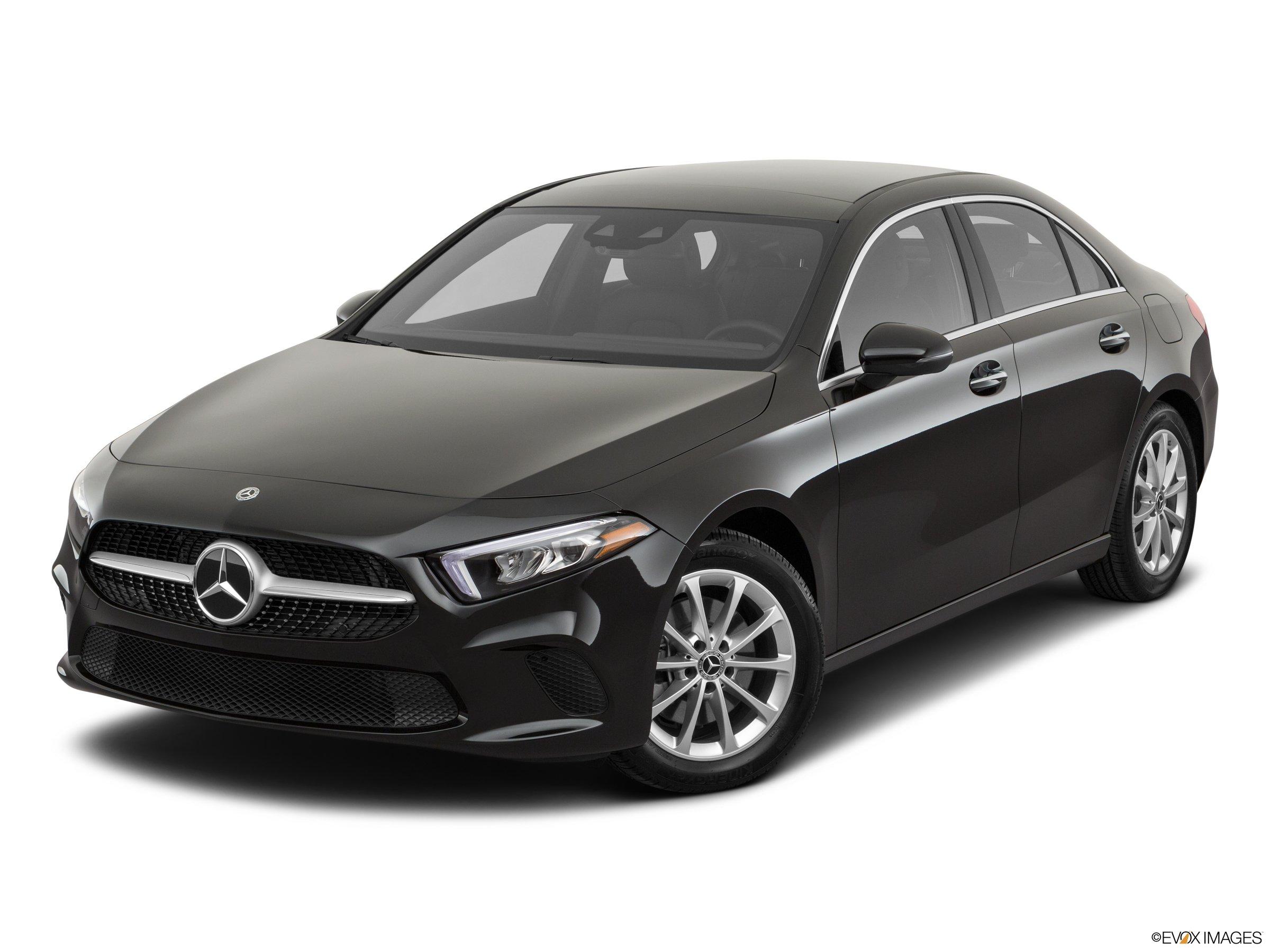 2020 Mercedes-Benz A-Class A220 FWD sedan