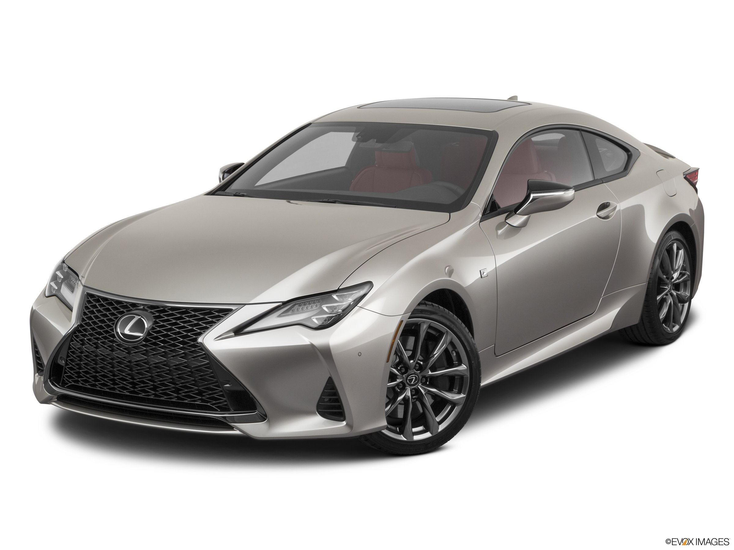 2020 Lexus RC RC 350 F Sport RWD coupe