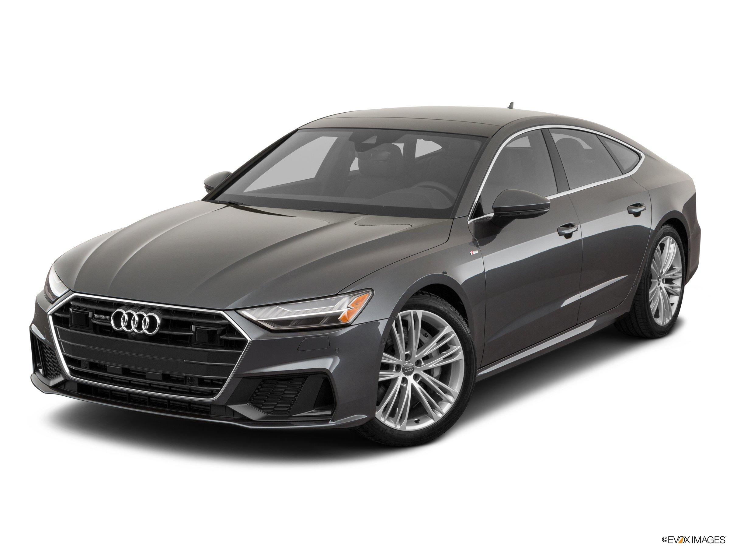 2020 Audi A7 Premium Plus 55 TFSI AWD sedan