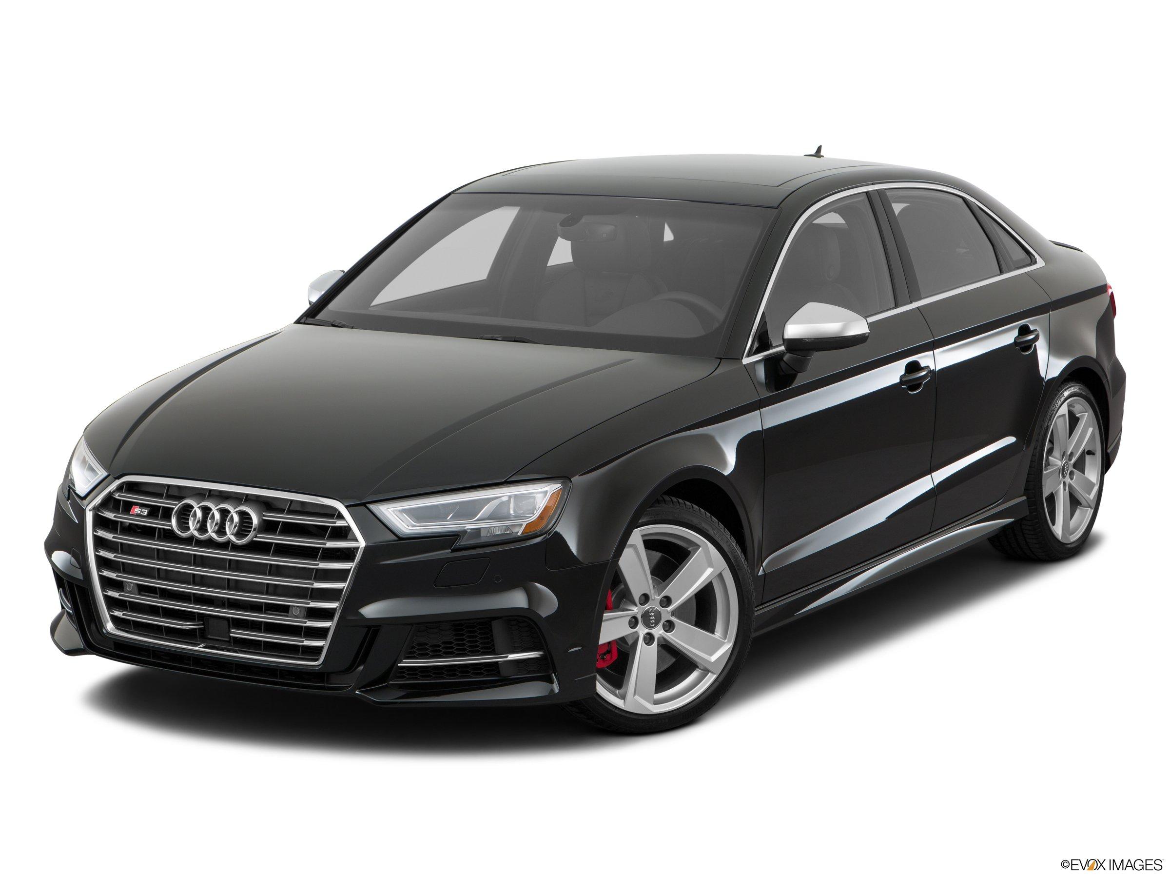 2020 Audi S3 Premium Plus 2.0 TFSI AWD sedan
