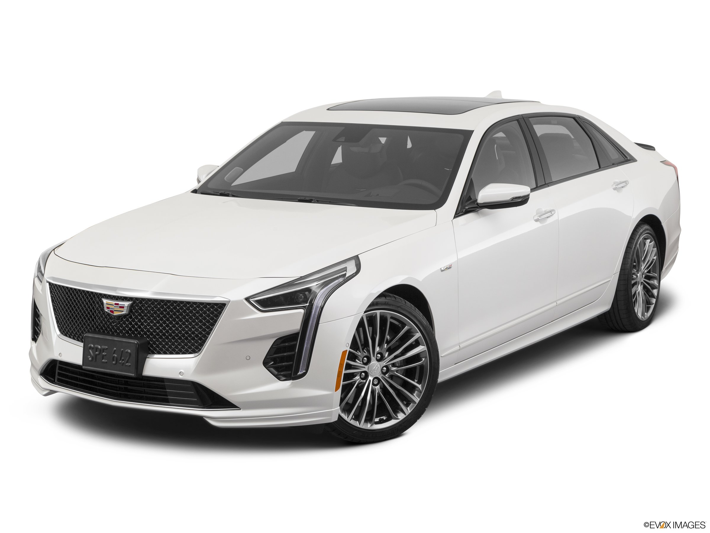 2020 Cadillac CT6-V  AWD sedan