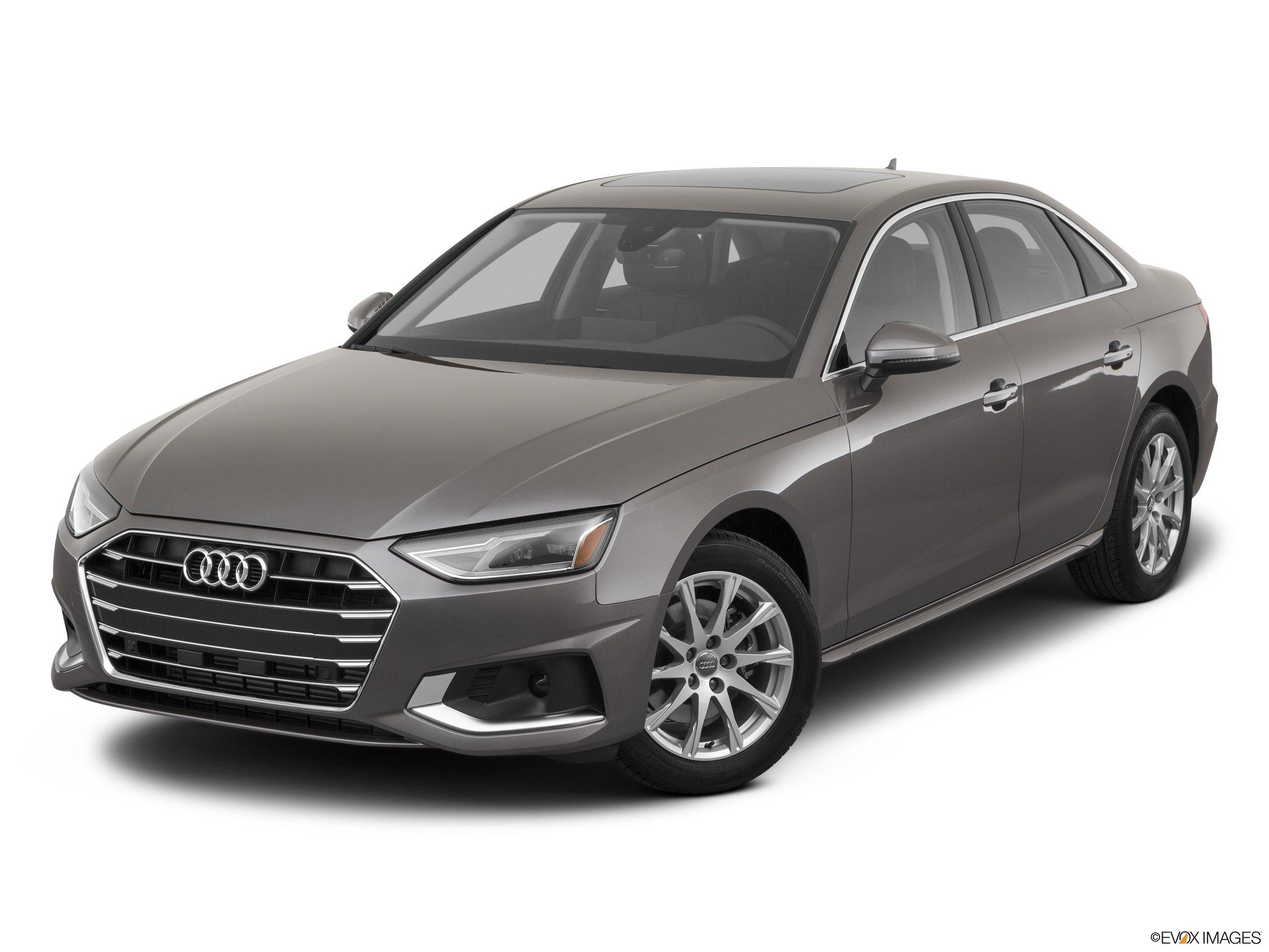 2020 Audi A4 Premium 40 TFSI FWD sedan