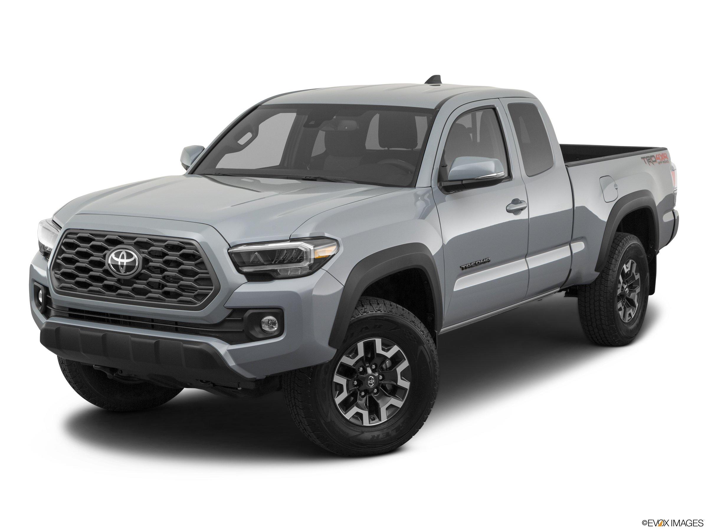 2020 Toyota Tacoma TRD Off-Road 4×4 pickup