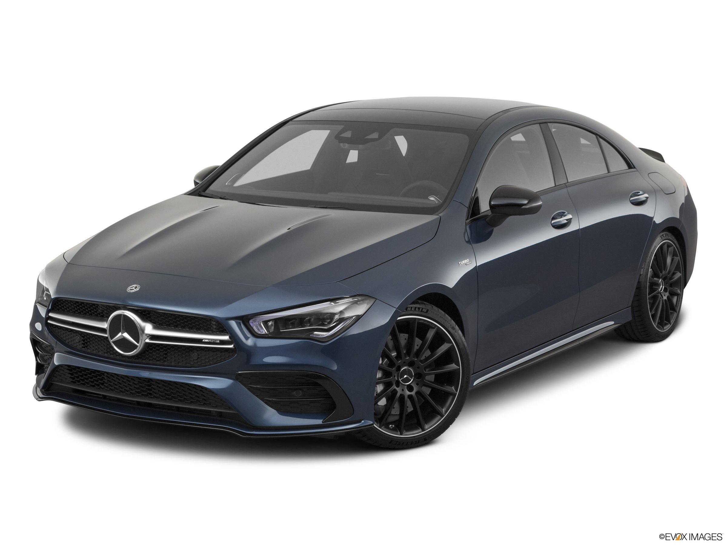 2020 Mercedes-Benz CLA-Class AMG CLA35 4MATIC AWD sedan