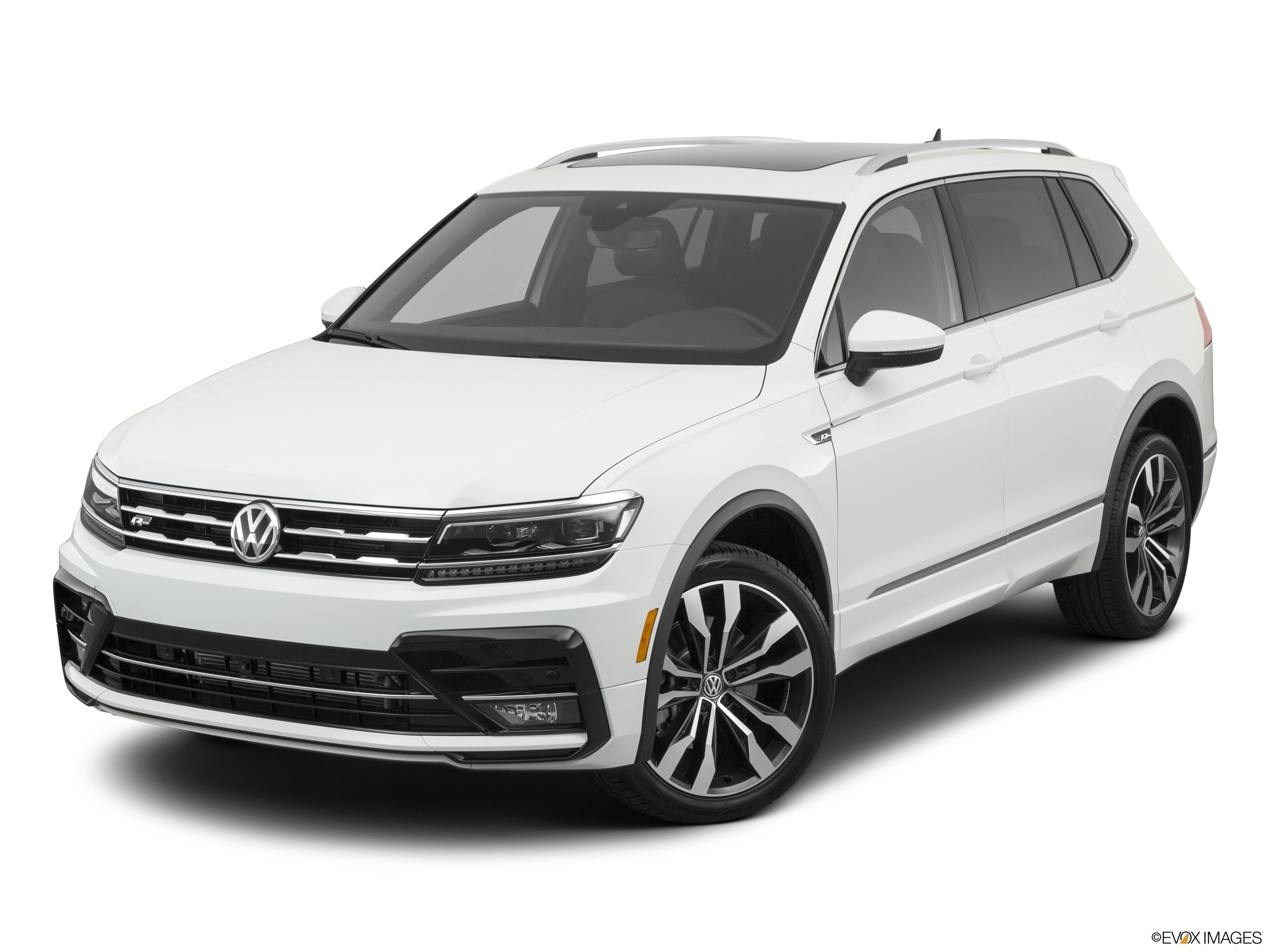 2020 Volkswagen Tiguan SEL Premium R-Line with 4MOTION AWD CUV