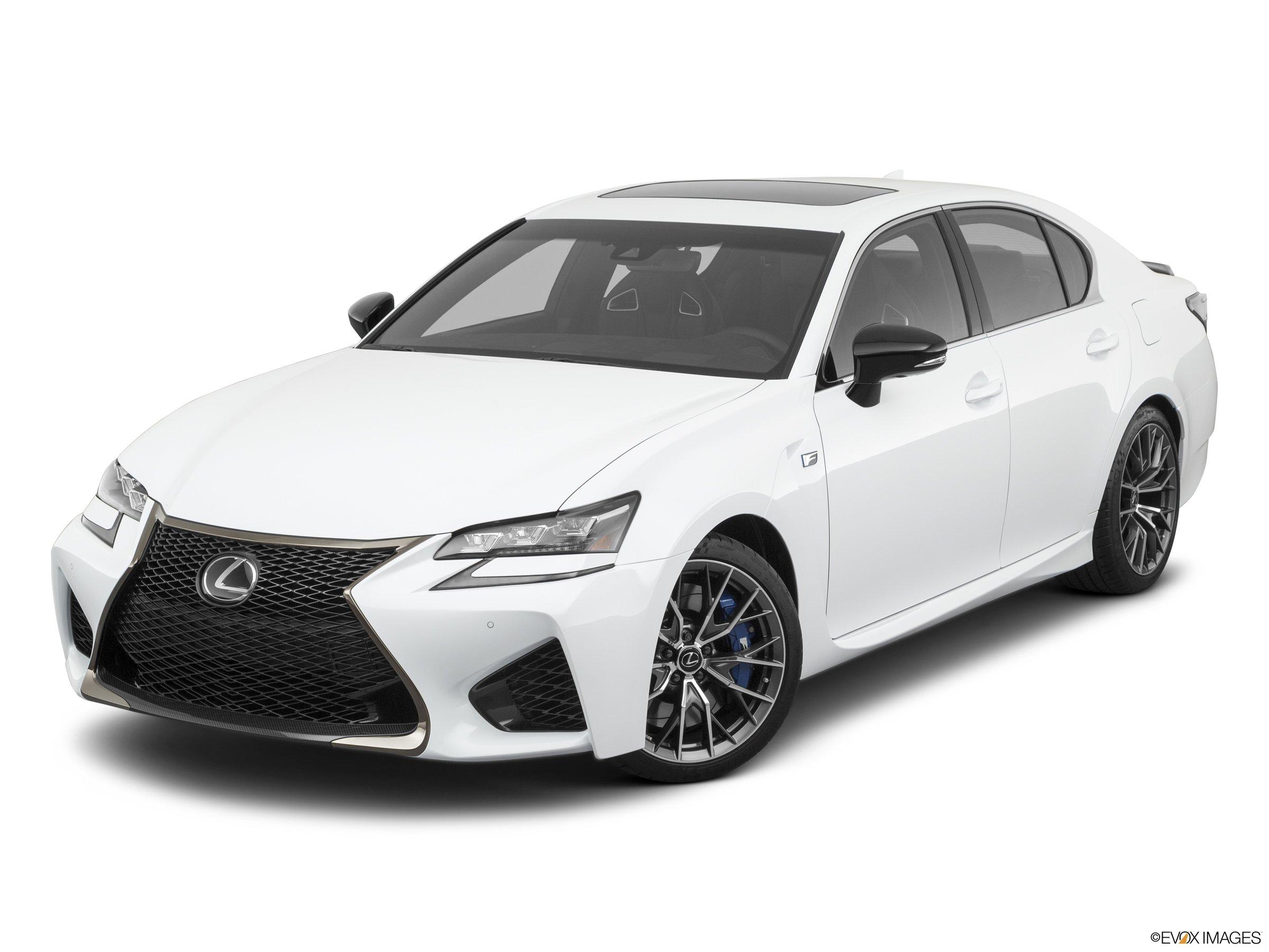 2020 Lexus GS F  RWD sedan