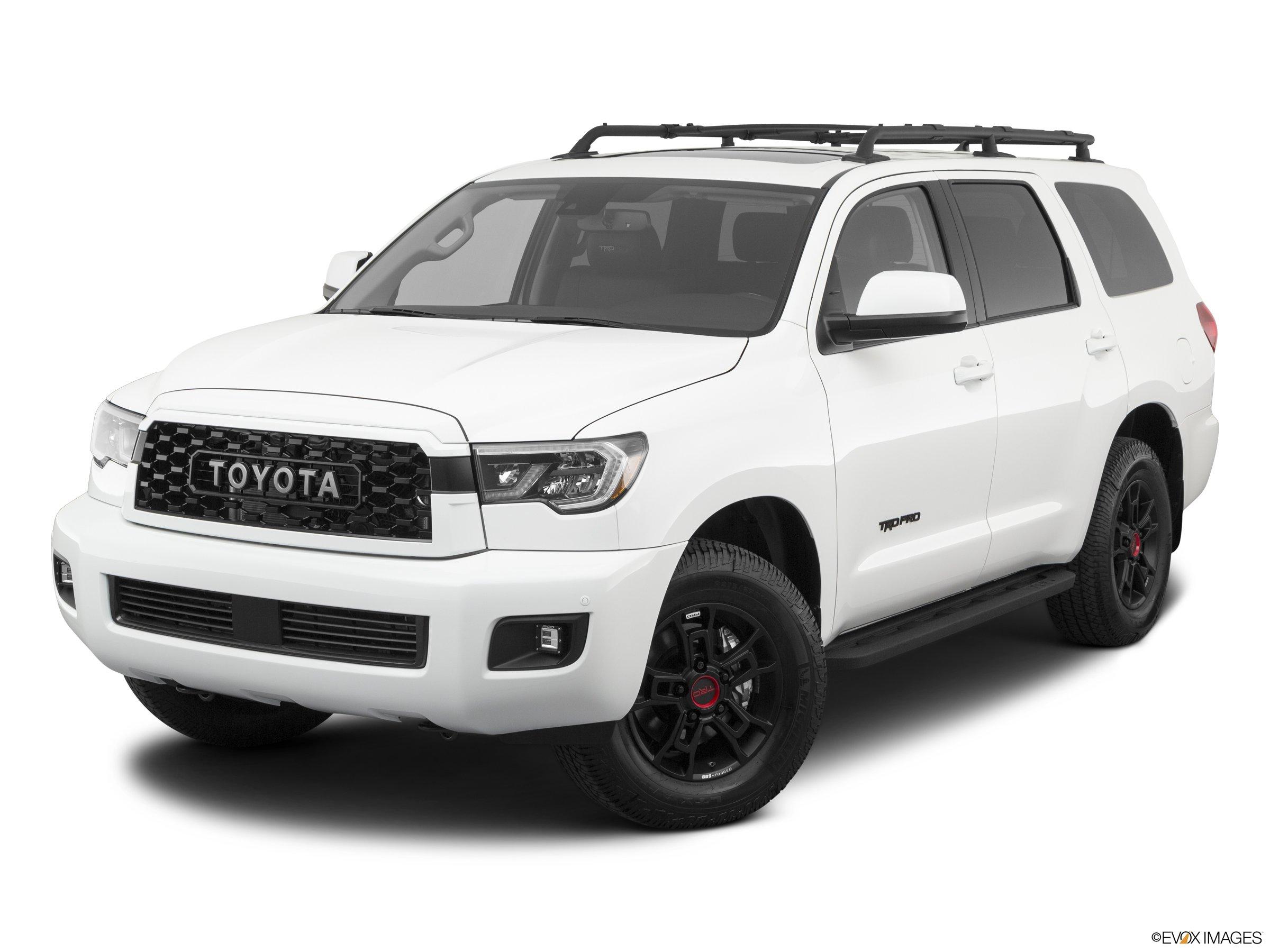 2020 Toyota Sequoia TRD Pro 4×4 SUV