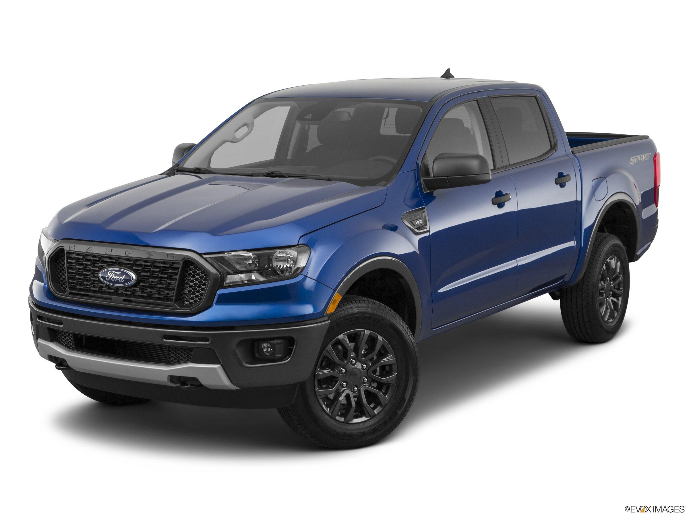 2020 Ford Ranger XLT RWD pickup