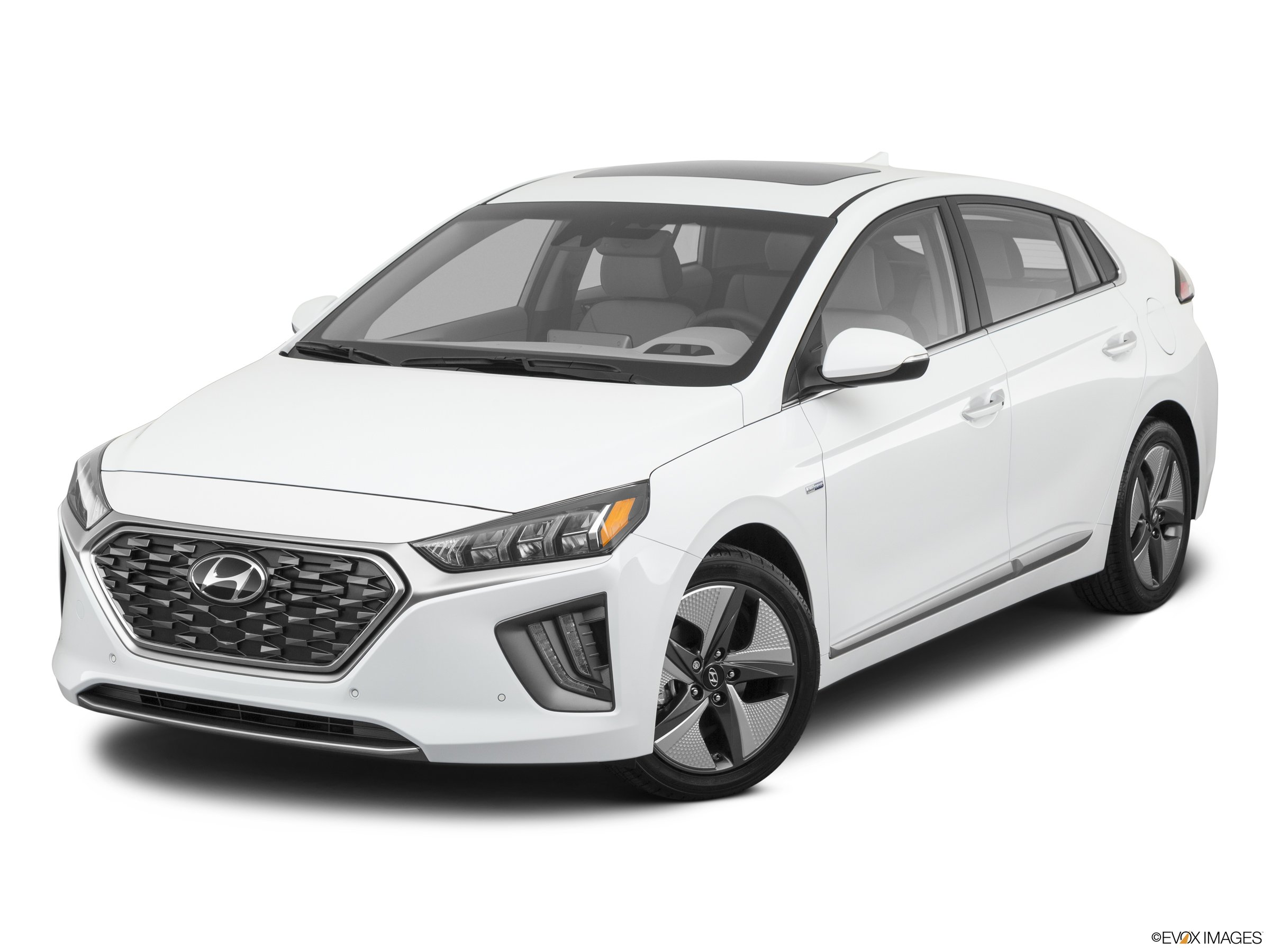 2020 Hyundai Ioniq Hybrid Limited FWD hatchback