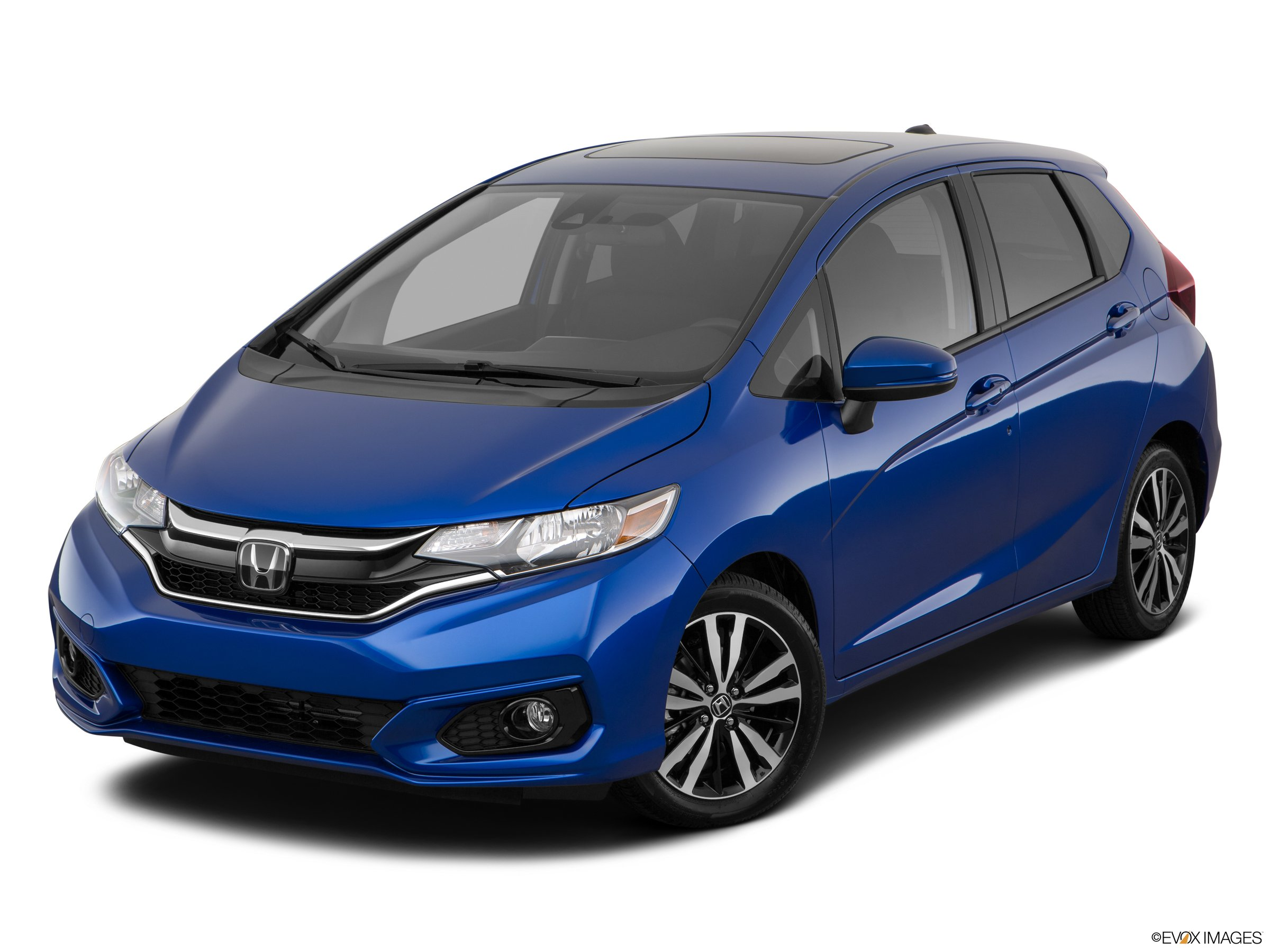 2020 Honda Fit EX FWD hatchback