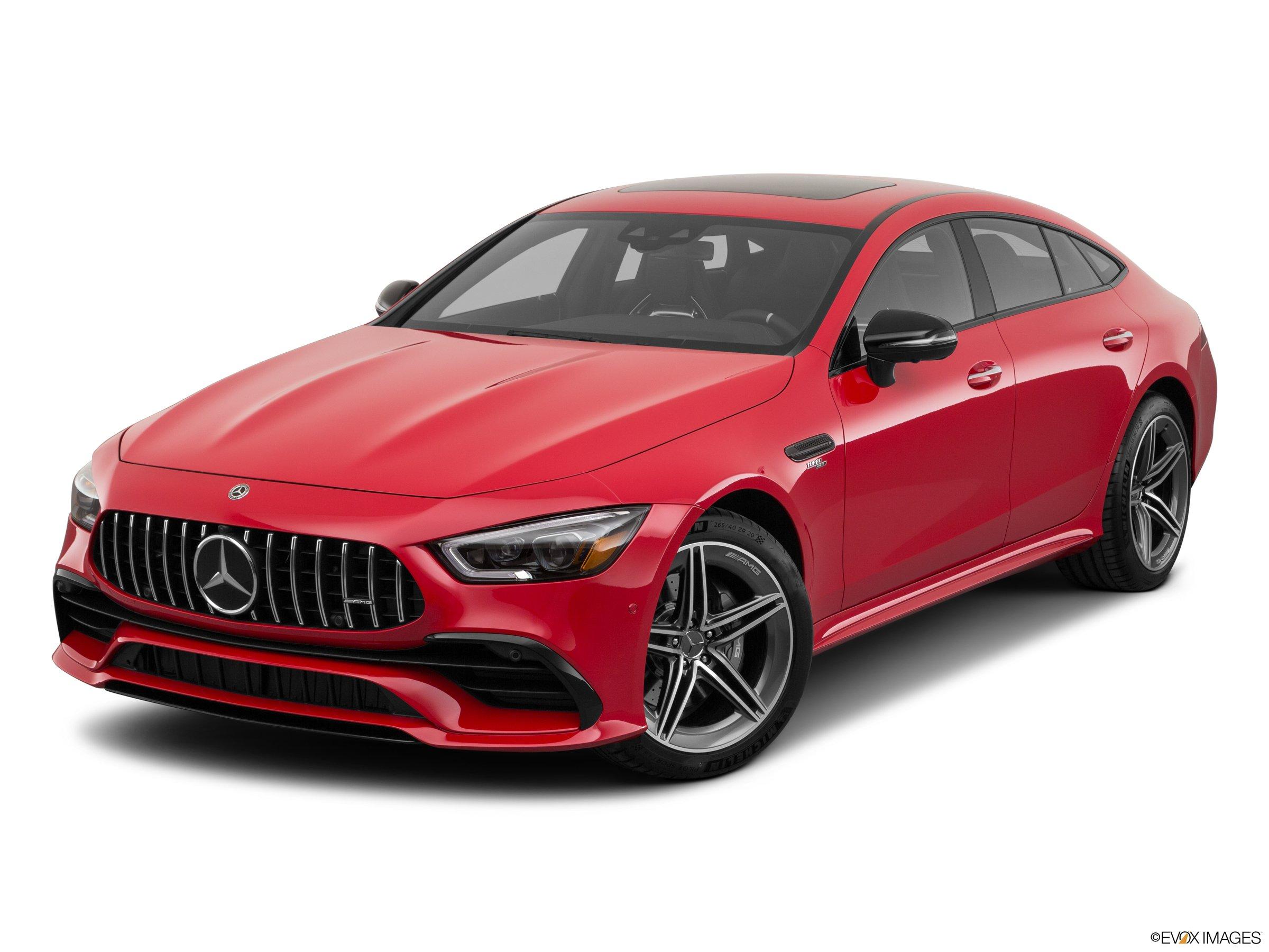 2020 Mercedes-Benz AMG GT AMG GT 53 AWD sedan