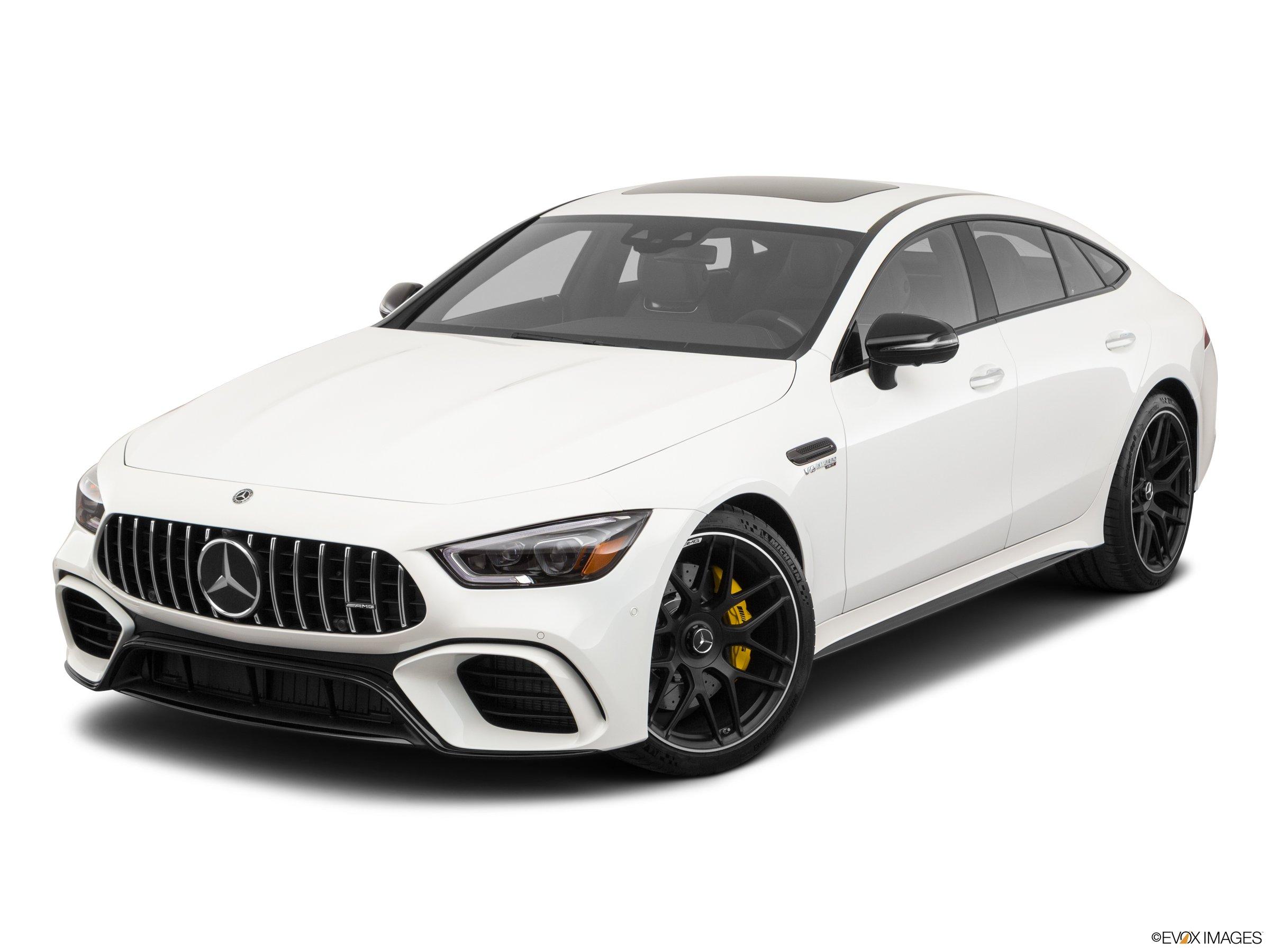 2020 Mercedes-Benz AMG GT AMG GT 63 AWD sedan
