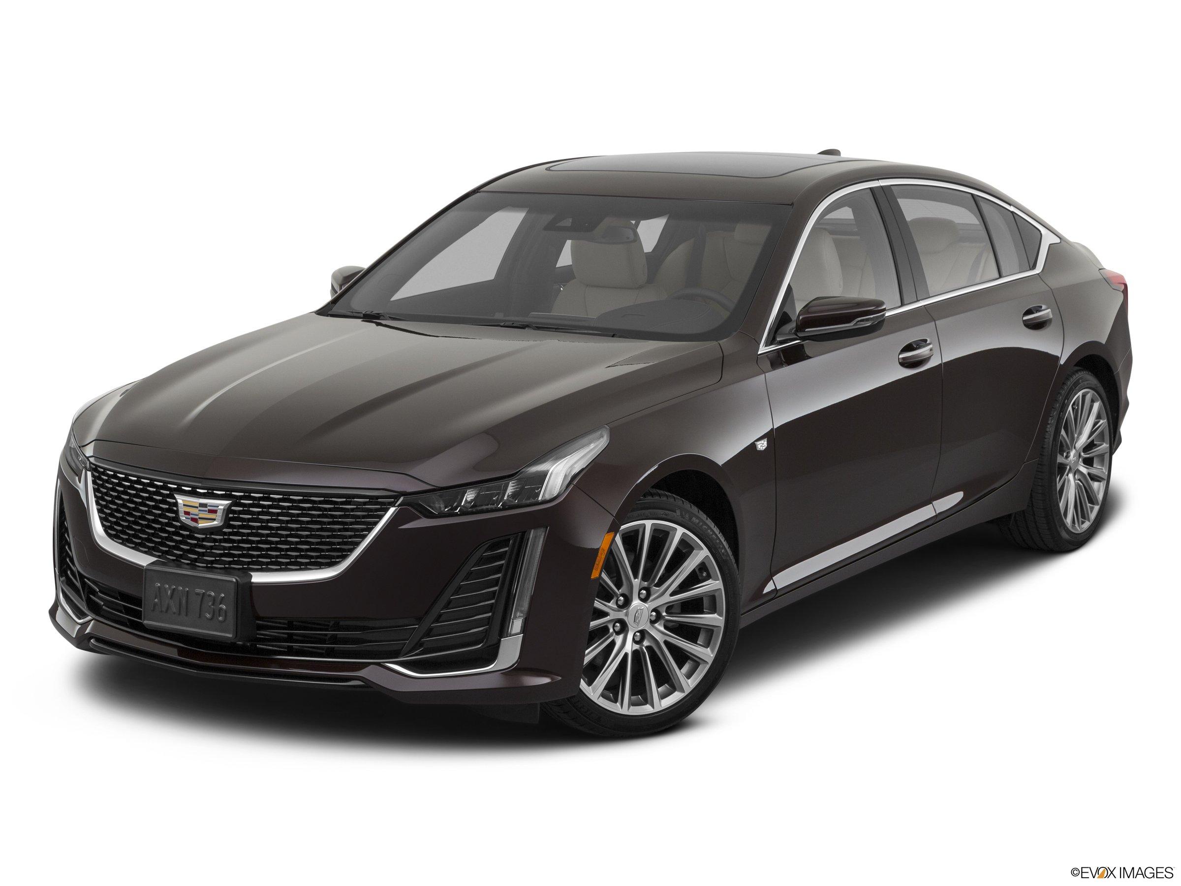 2020 Cadillac CT5 Premium Luxury  RWD sedan