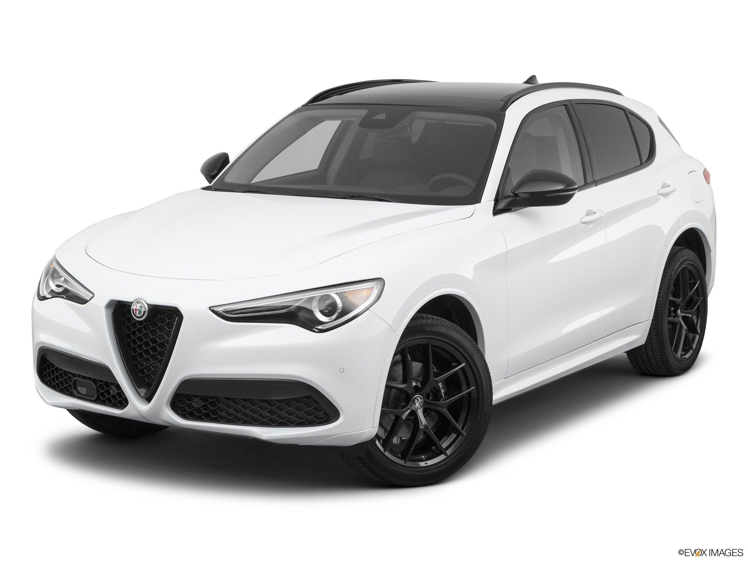2020 Alfa Romeo Stelvio Ti AWD AWD CUV