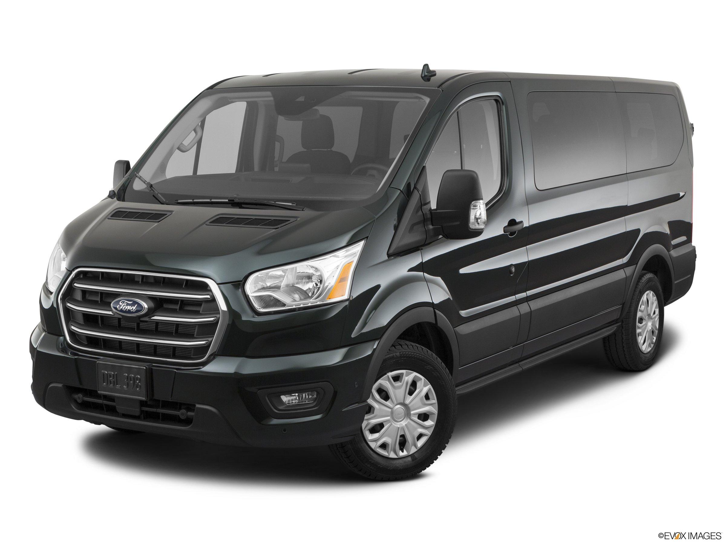 2020 Ford Transit Passenger Van 150 Low Roof XLT RWD passenger van