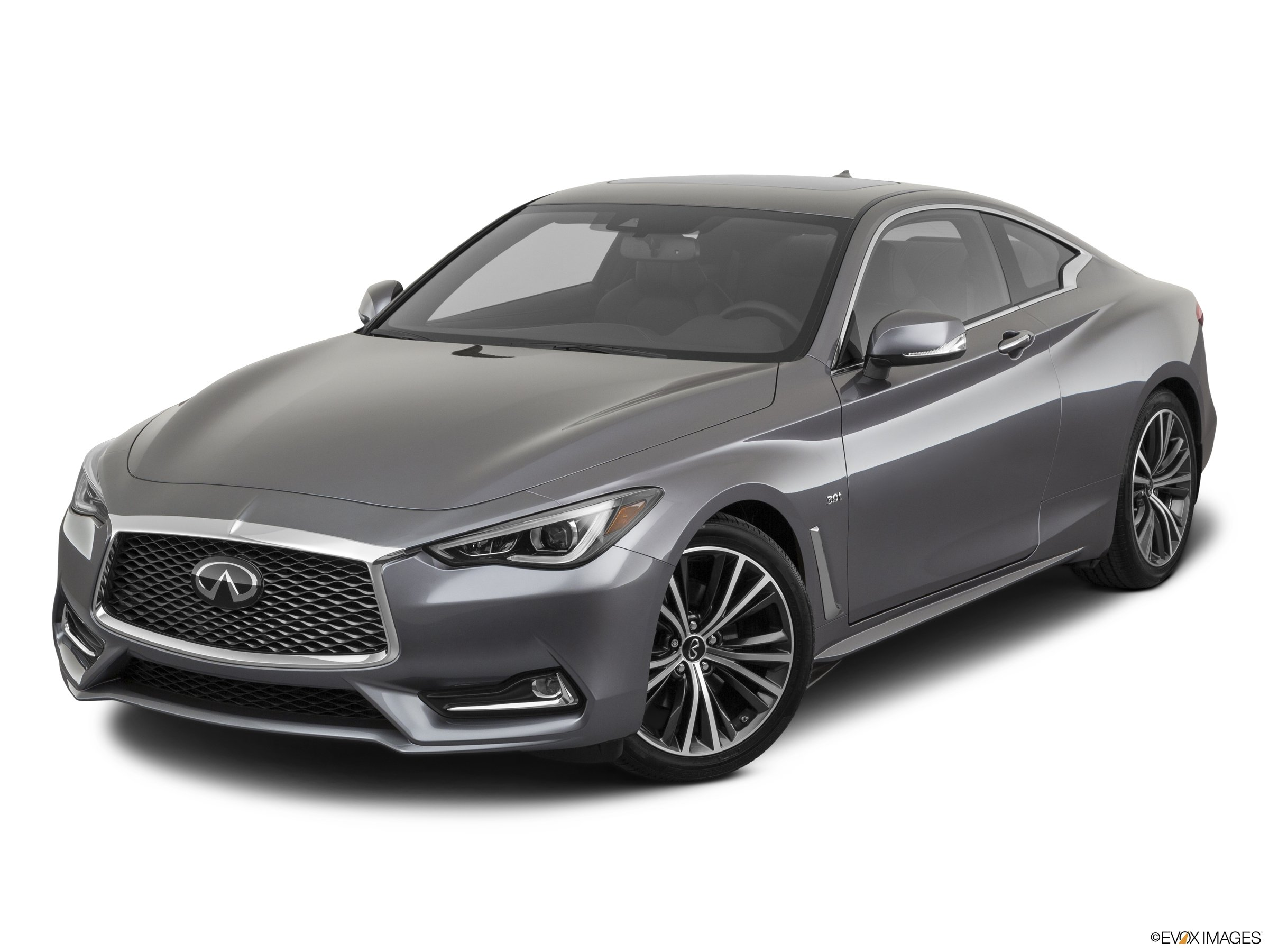 2020 Infiniti Q60 3.0t LUXE RWD coupe