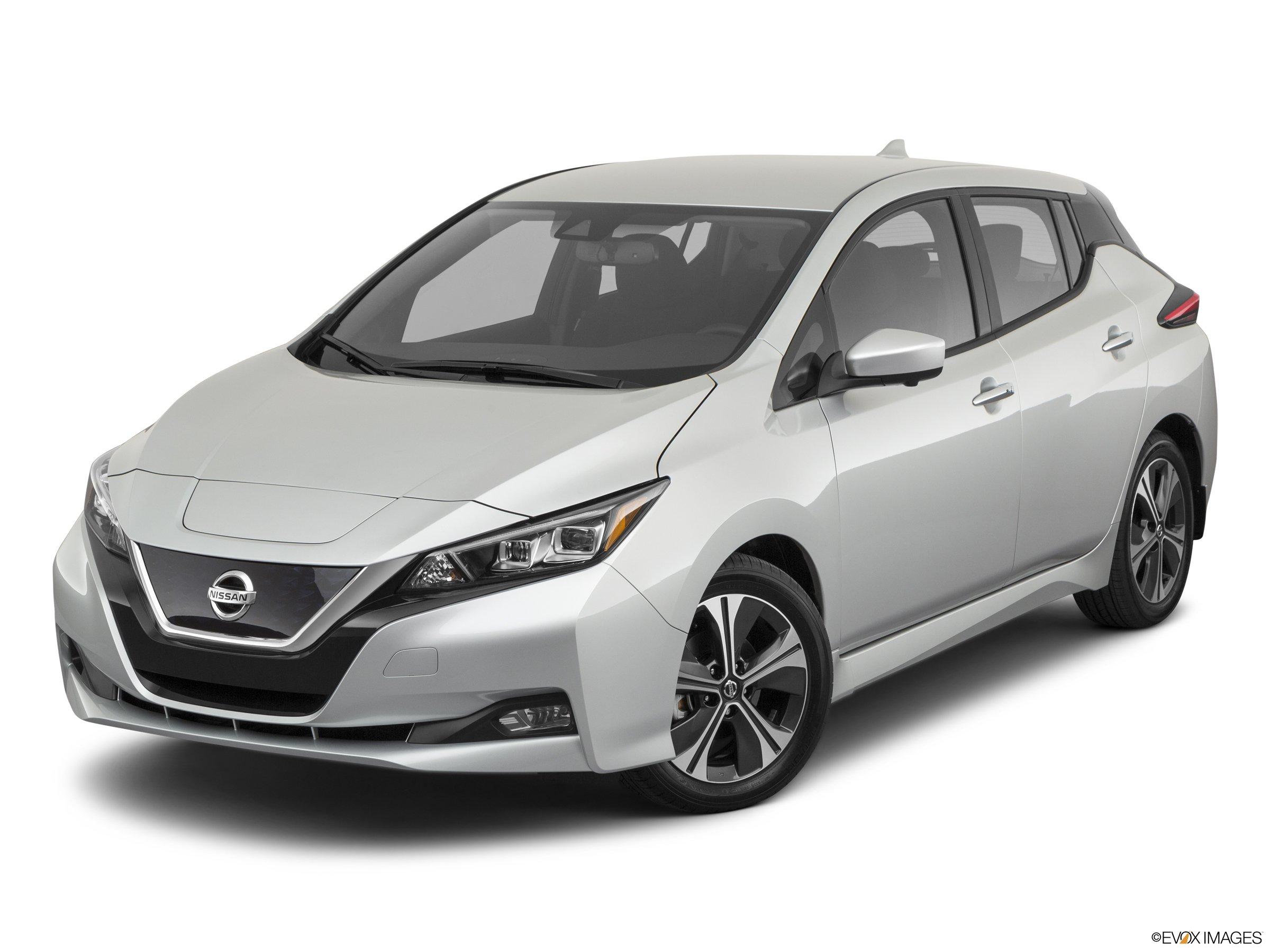 2020 Nissan LEAF SV FWD hatchback