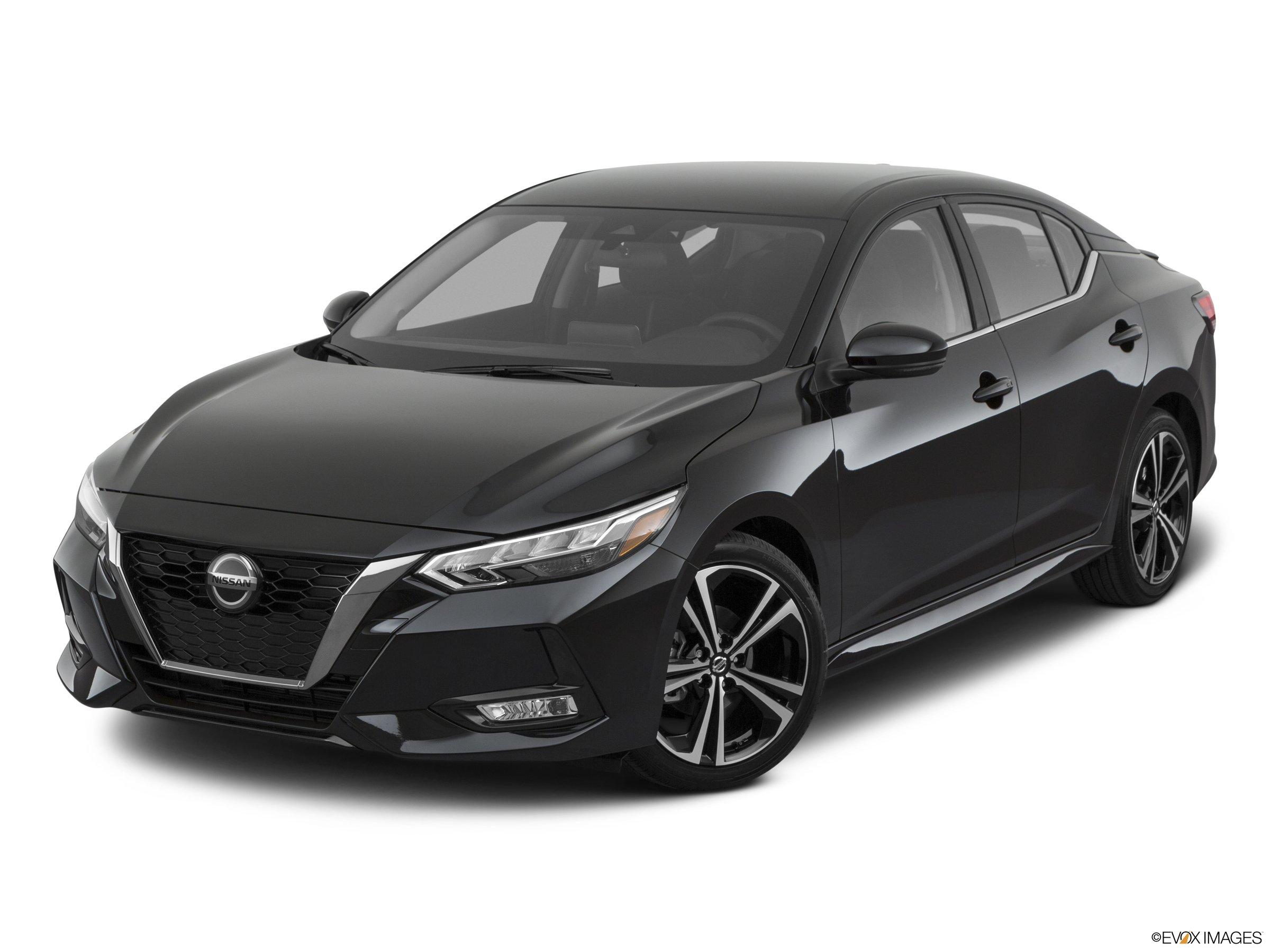 2020 Nissan Sentra SR FWD sedan