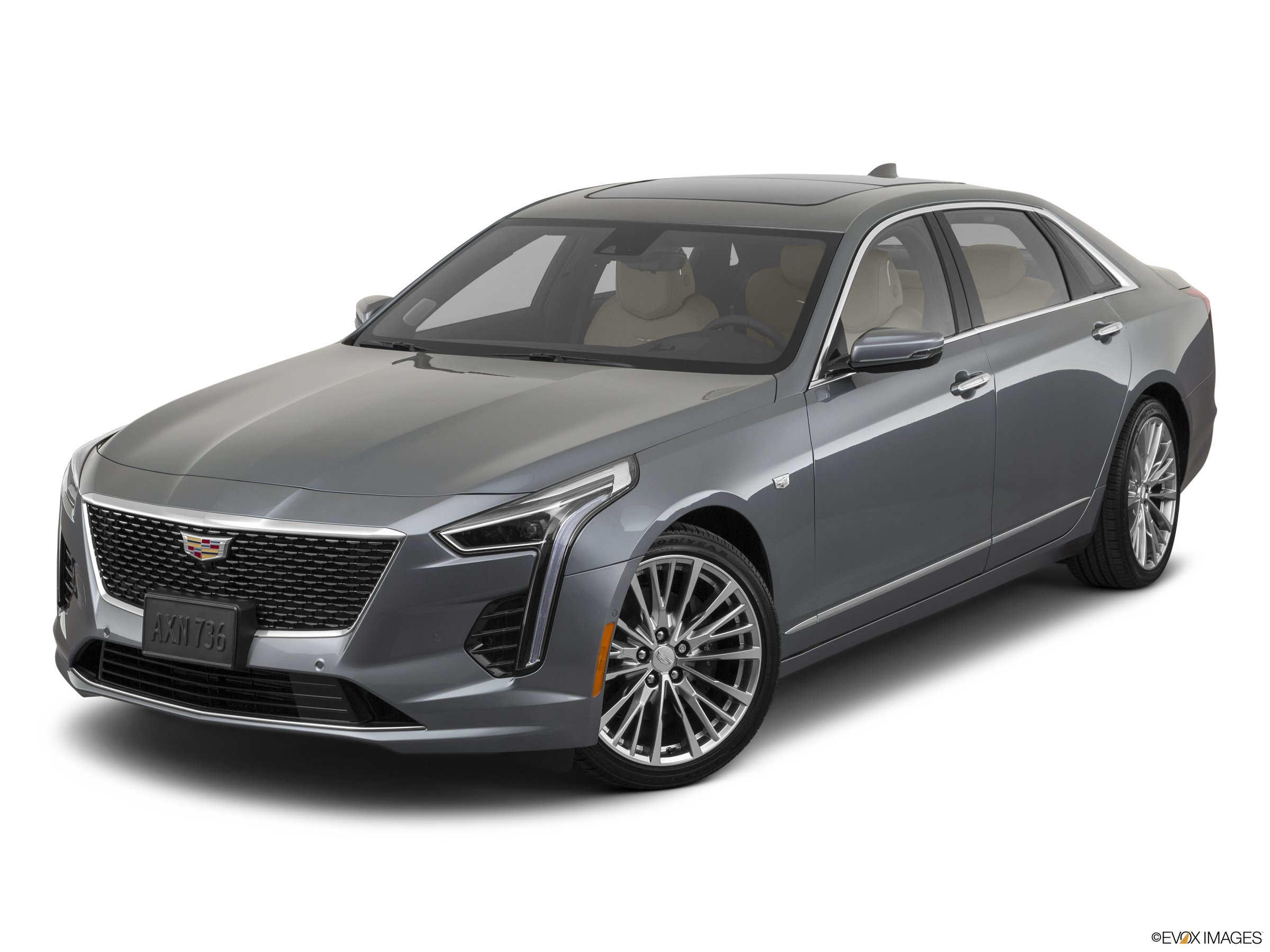 2020 Cadillac CT6 Premium Luxury AWD sedan