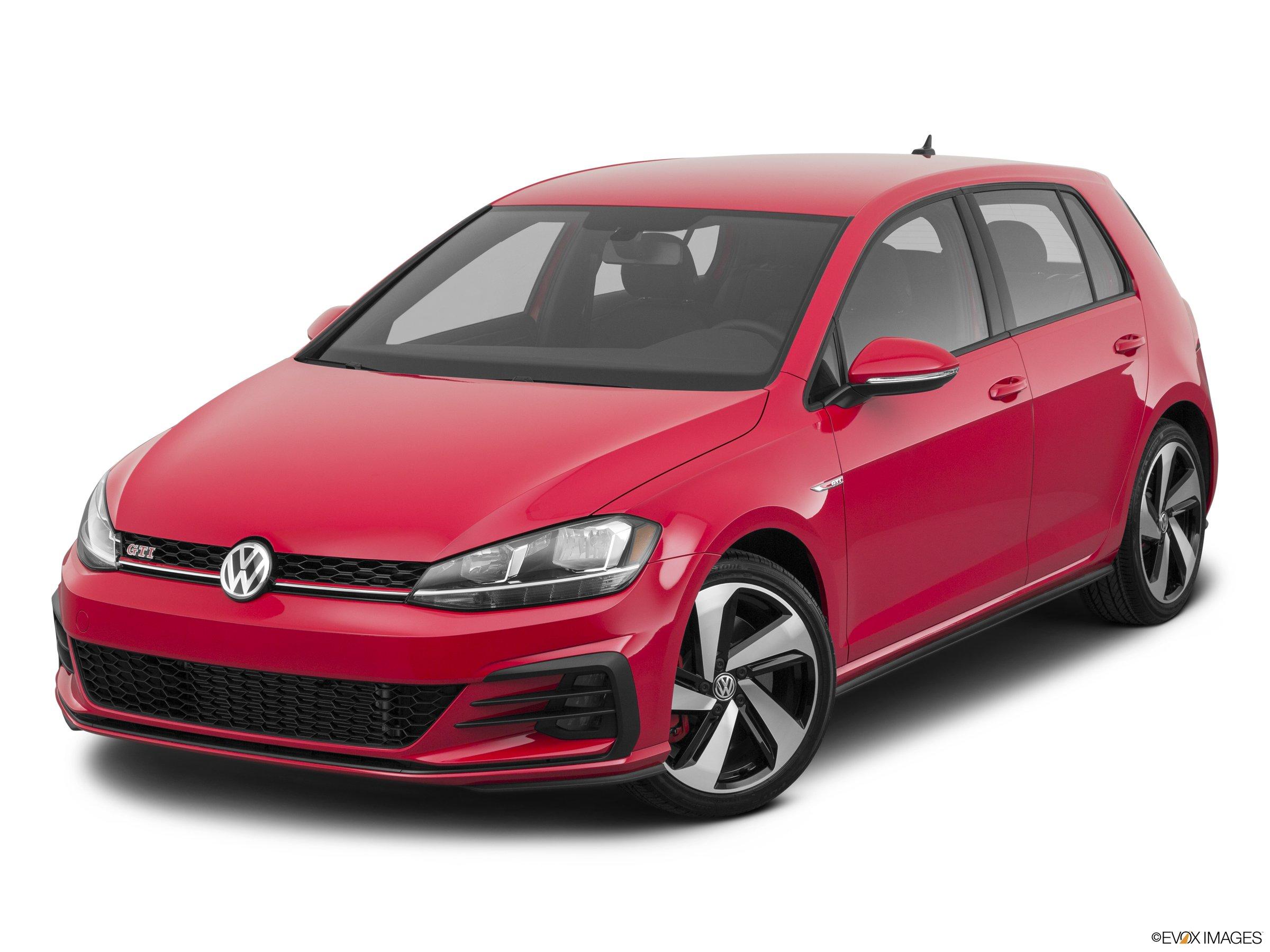 2020 Volkswagen Golf GTI 2.0T S FWD hatchback