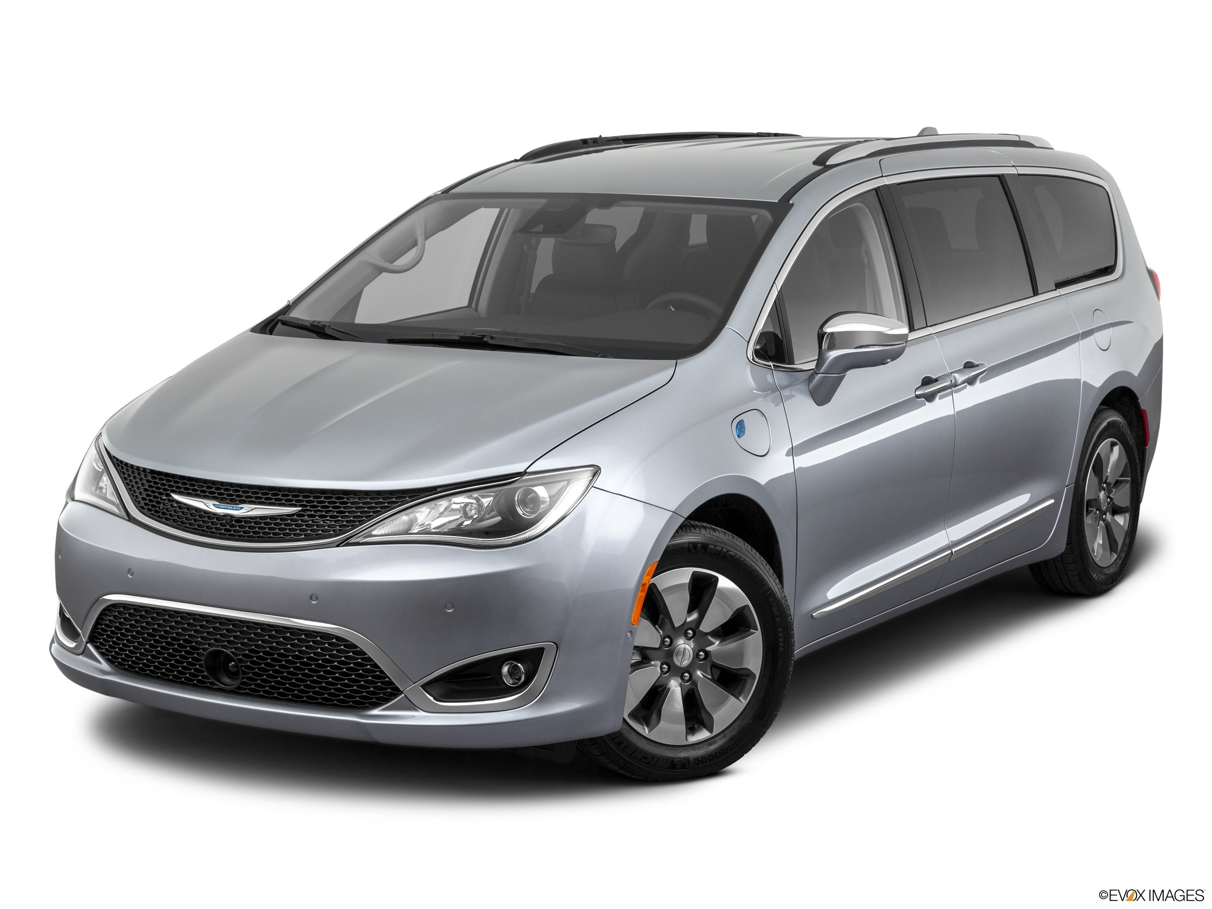 2020 Chrysler Pacifica Hybrid Limited  FWD minivan