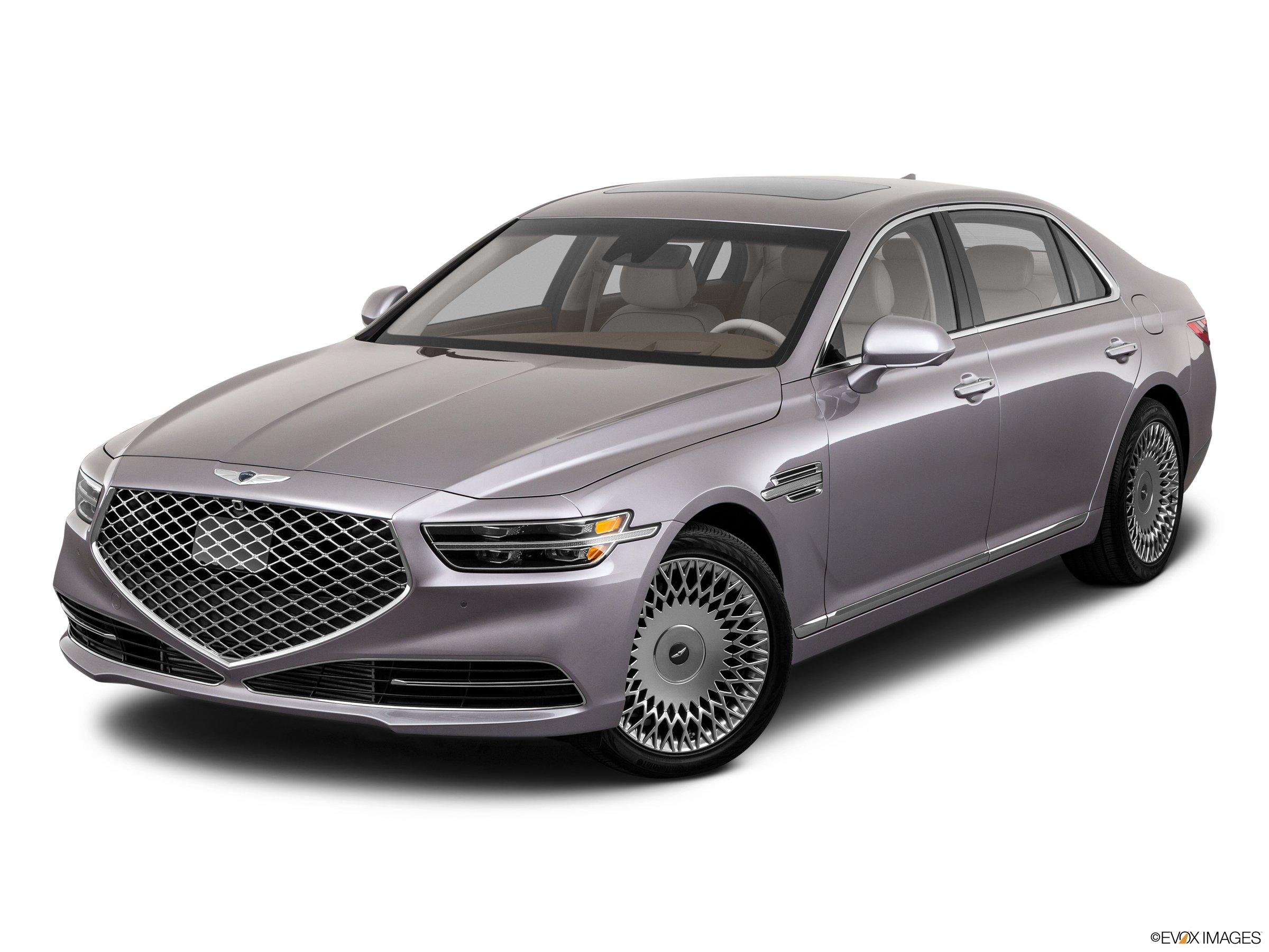 2020 Genesis G90 3.3T Premium RWD sedan