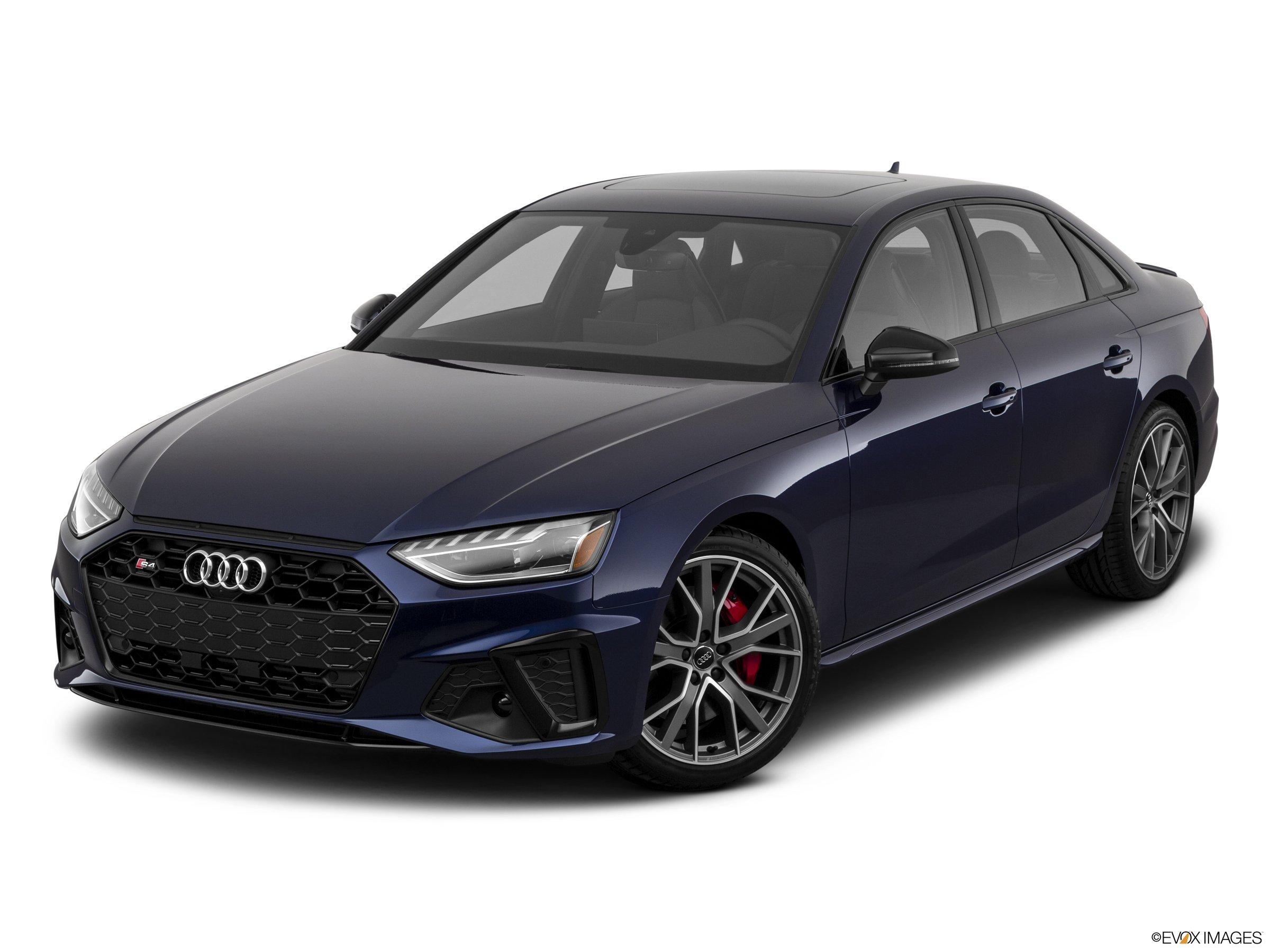 2020 Audi S4 3.0 TFSI Premium Plus AWD sedan