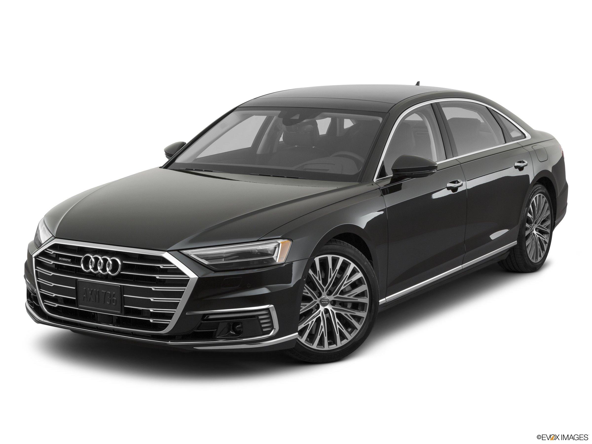 2020 Audi A8 L 60 TFSI e Plug-in hybrid AWD sedan
