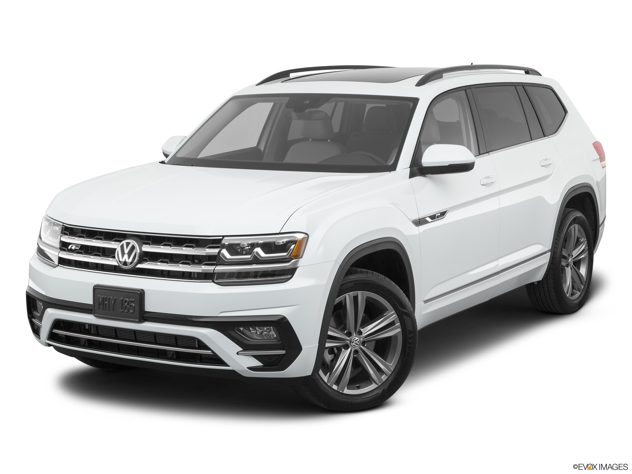 2020 Volkswagen Atlas SE w/ Technology R-Line FWD SUV