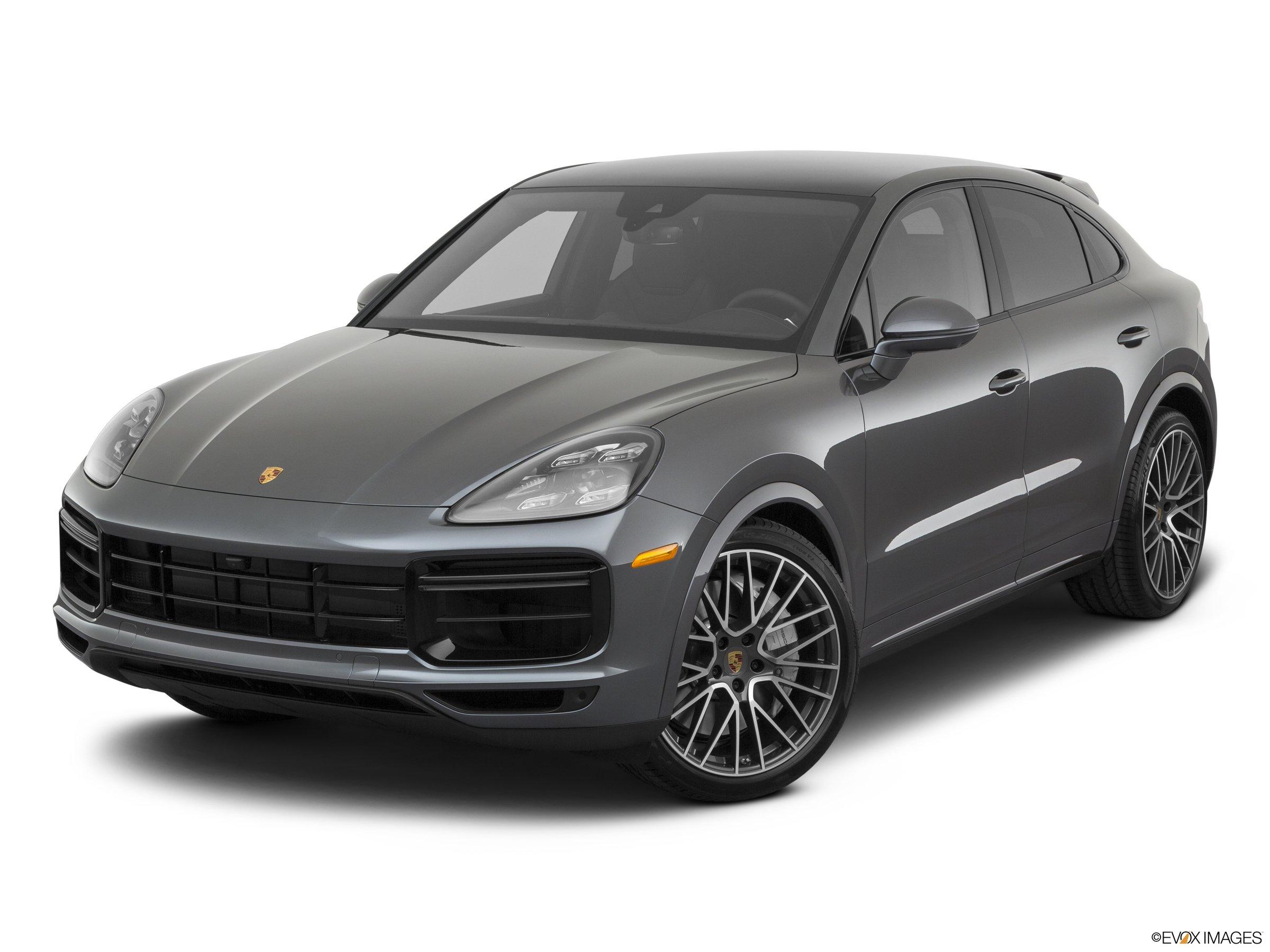 2020 Porsche Cayenne Coupe Turbo AWD SUV