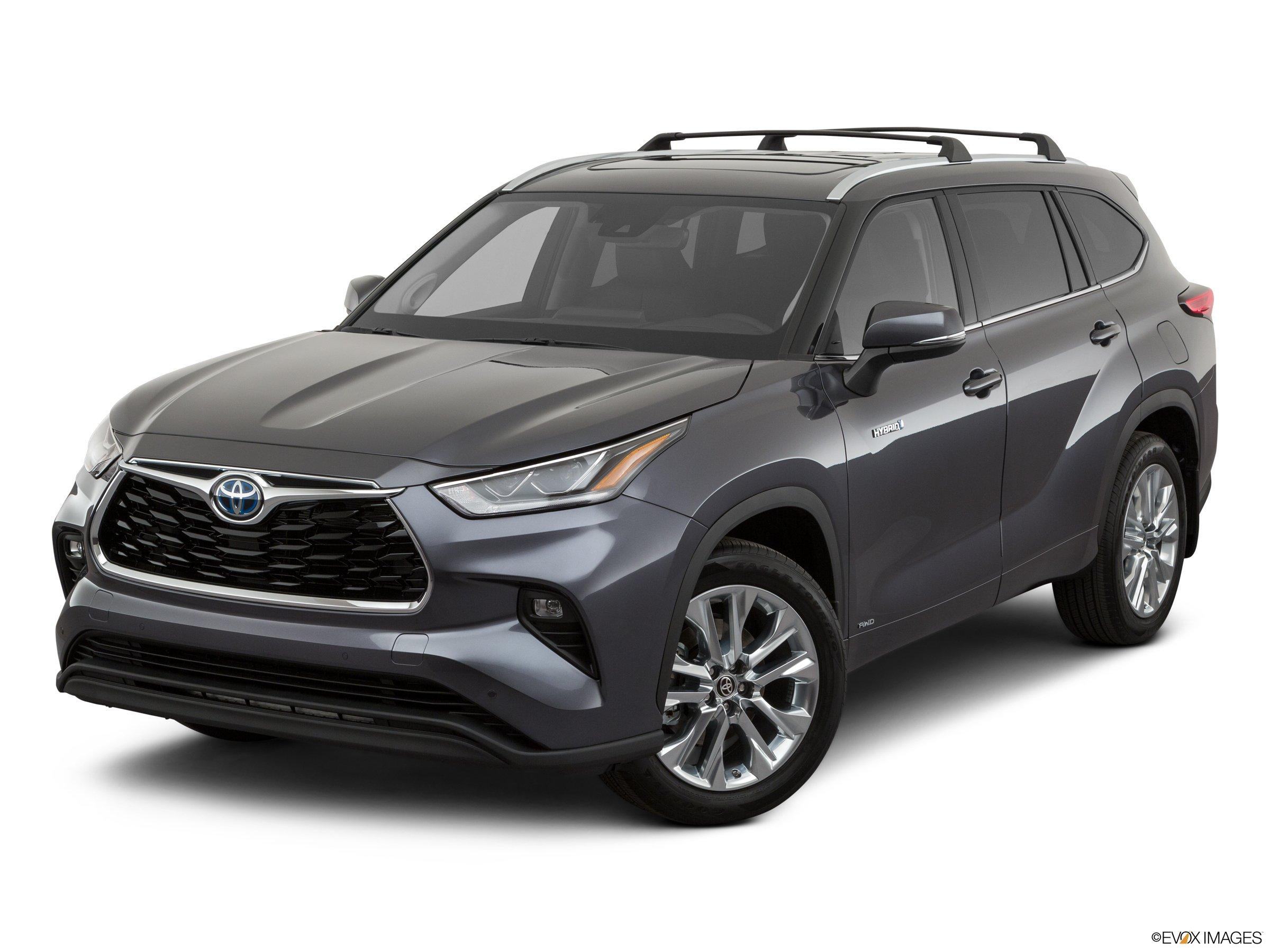 2020 Toyota Highlander Hybrid Limited AWD CUV