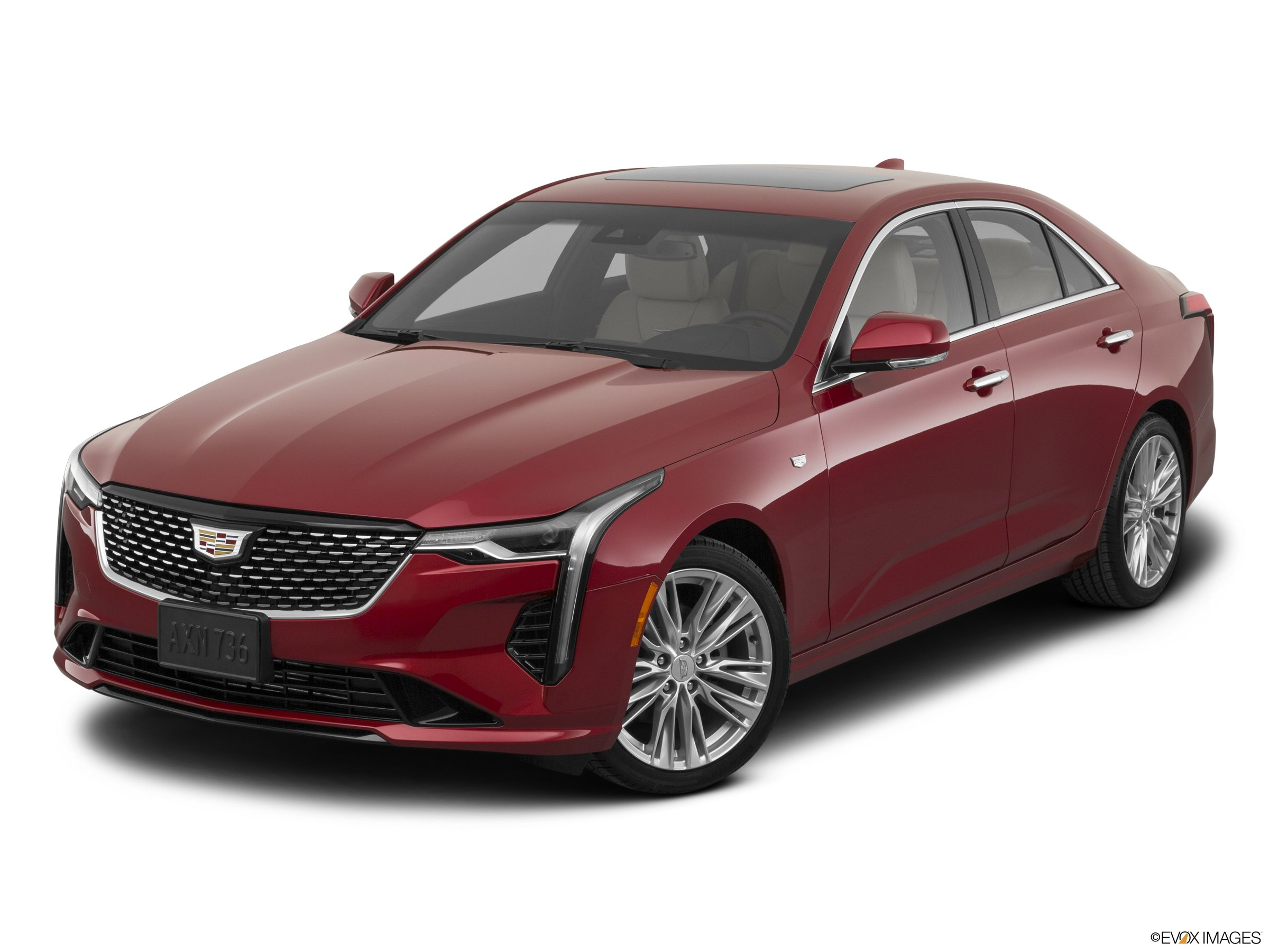 2020 Cadillac CT4 Premium Luxury RWD sedan