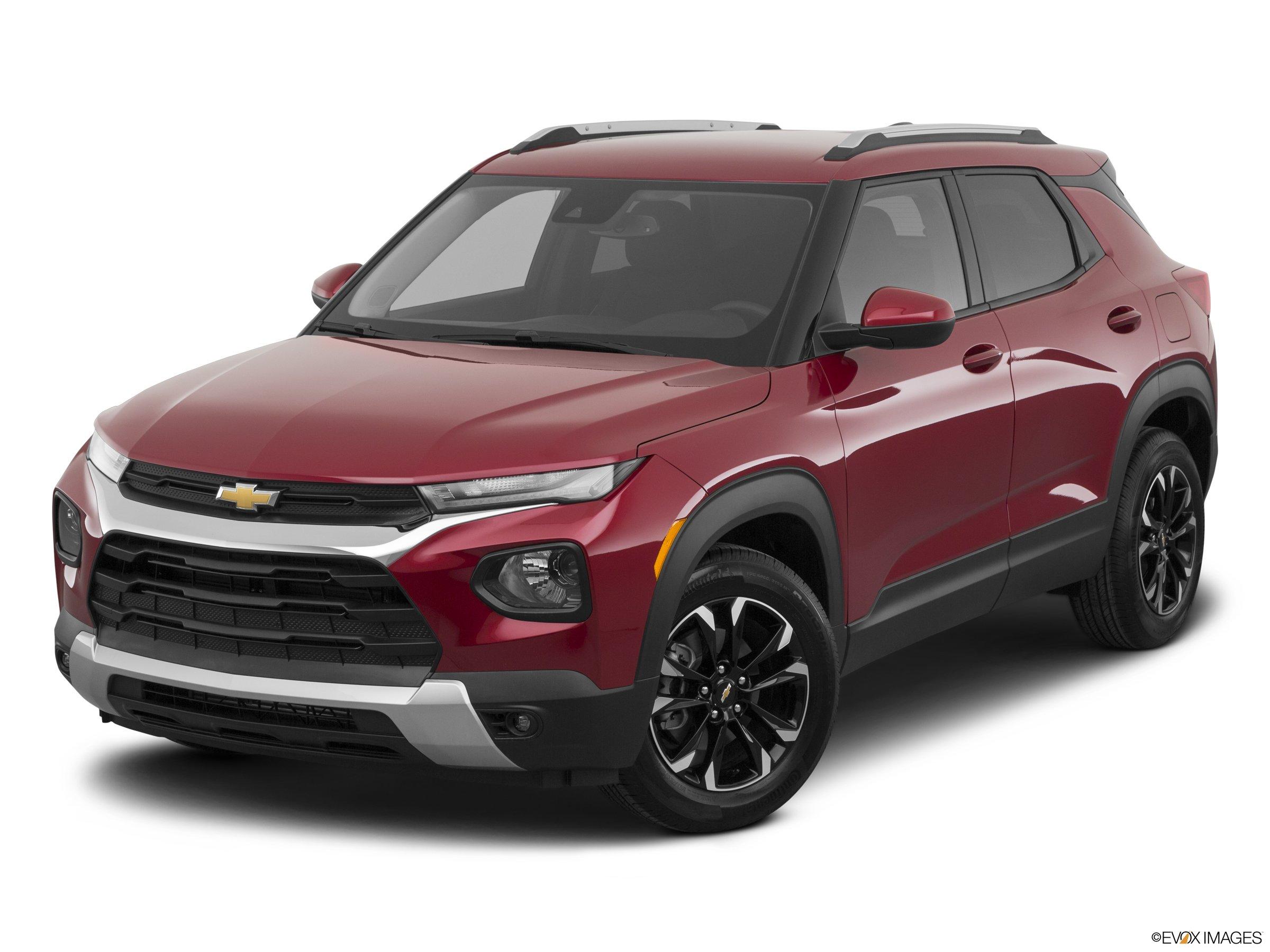 2021 Chevrolet TrailBlazer LT FWD CUV