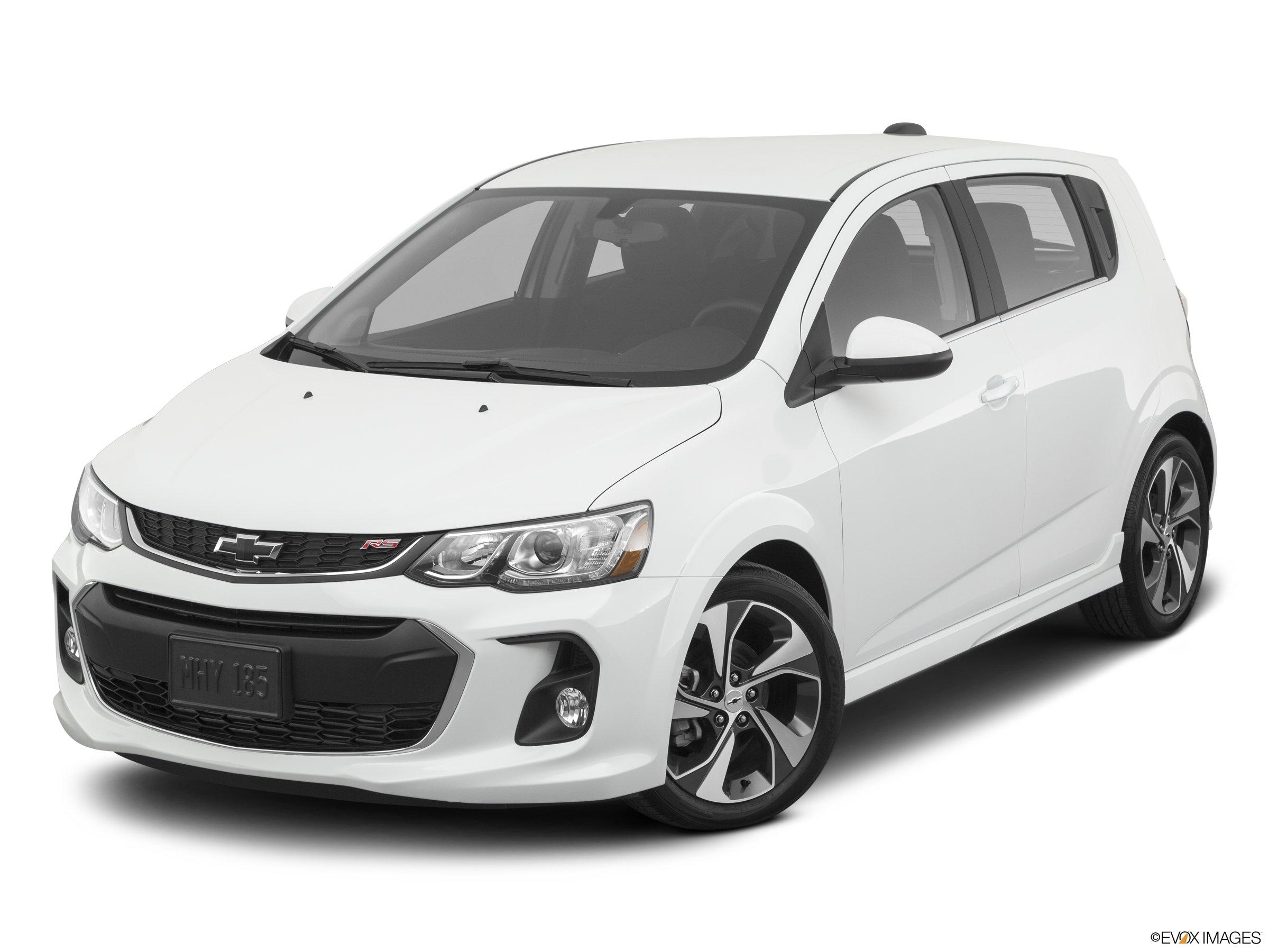 2020 Chevrolet Sonic LT Auto 5-Door FWD hatchback