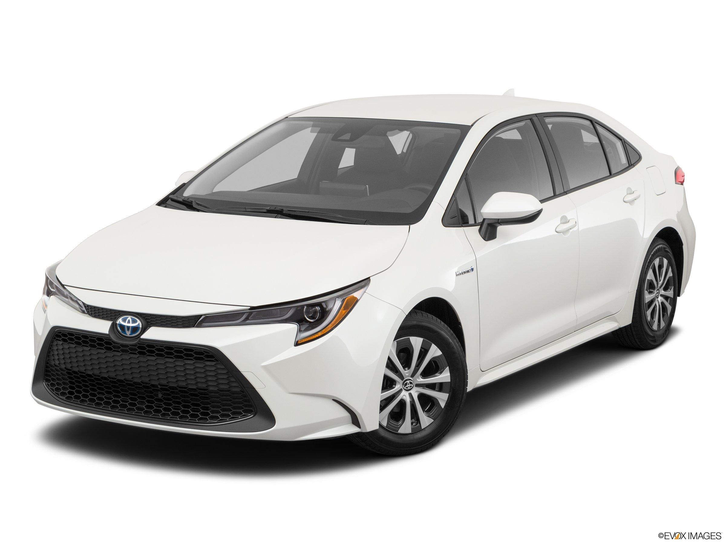 2021 Toyota Corolla Hybrid LE FWD sedan