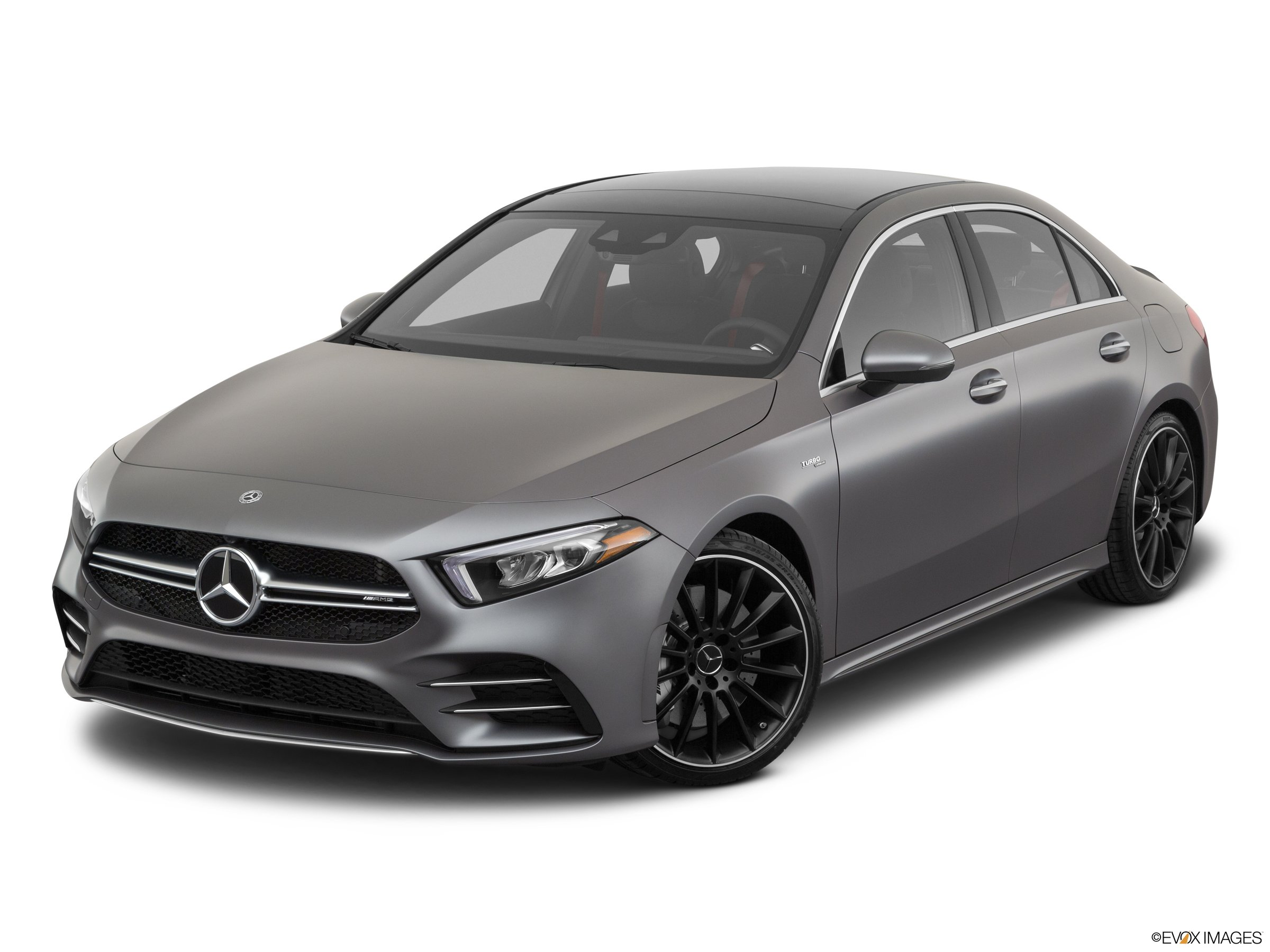 2020 Mercedes-Benz A-Class AMG A35 4MATIC AWD sedan