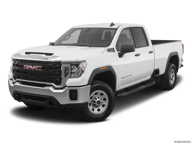 2020 GMC Sierra 3500 HD 4Dr 4x4 pickup Summit White