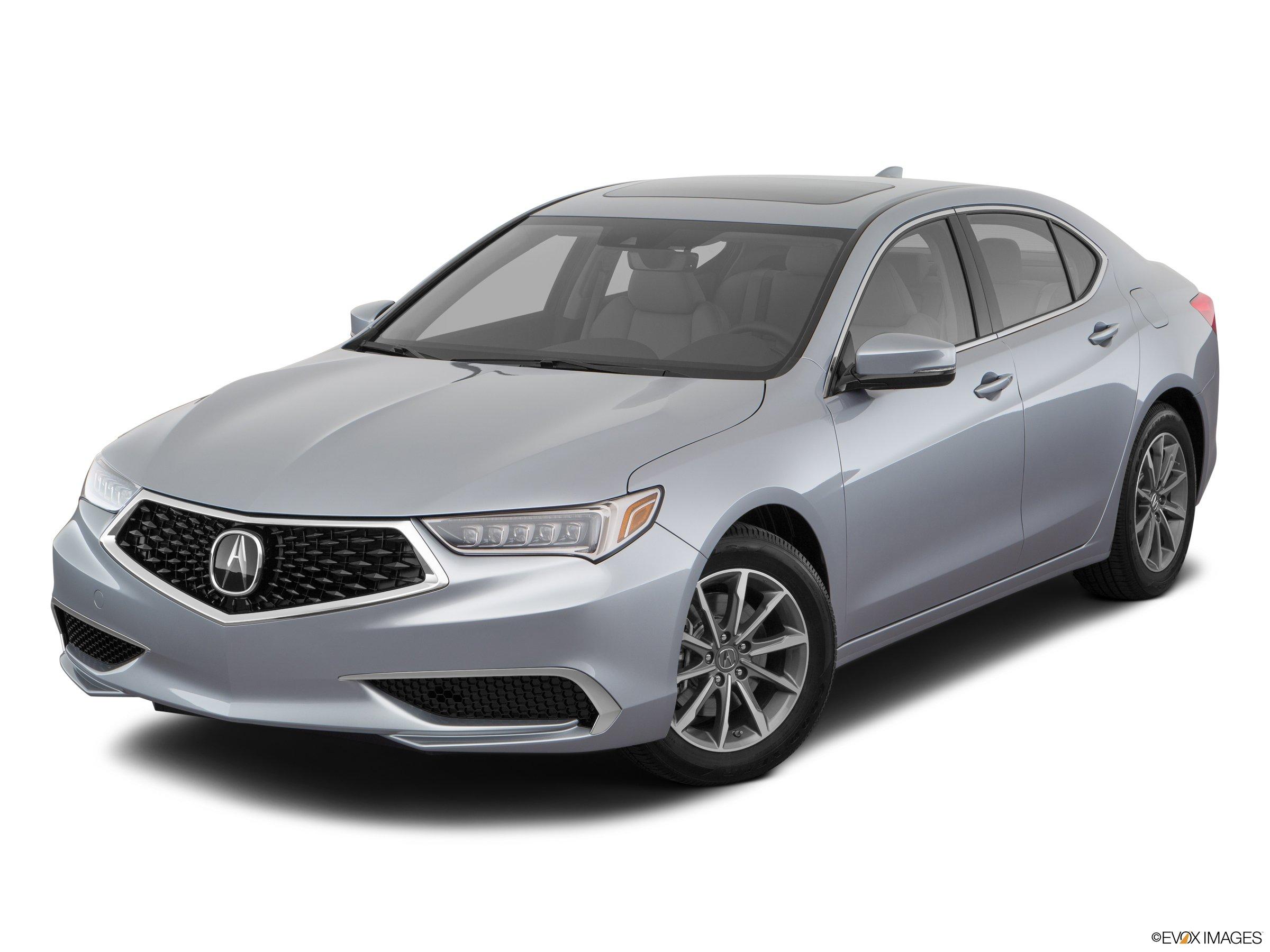 2020 Acura TLX 2.4 8-DCT P-AWS FWD sedan