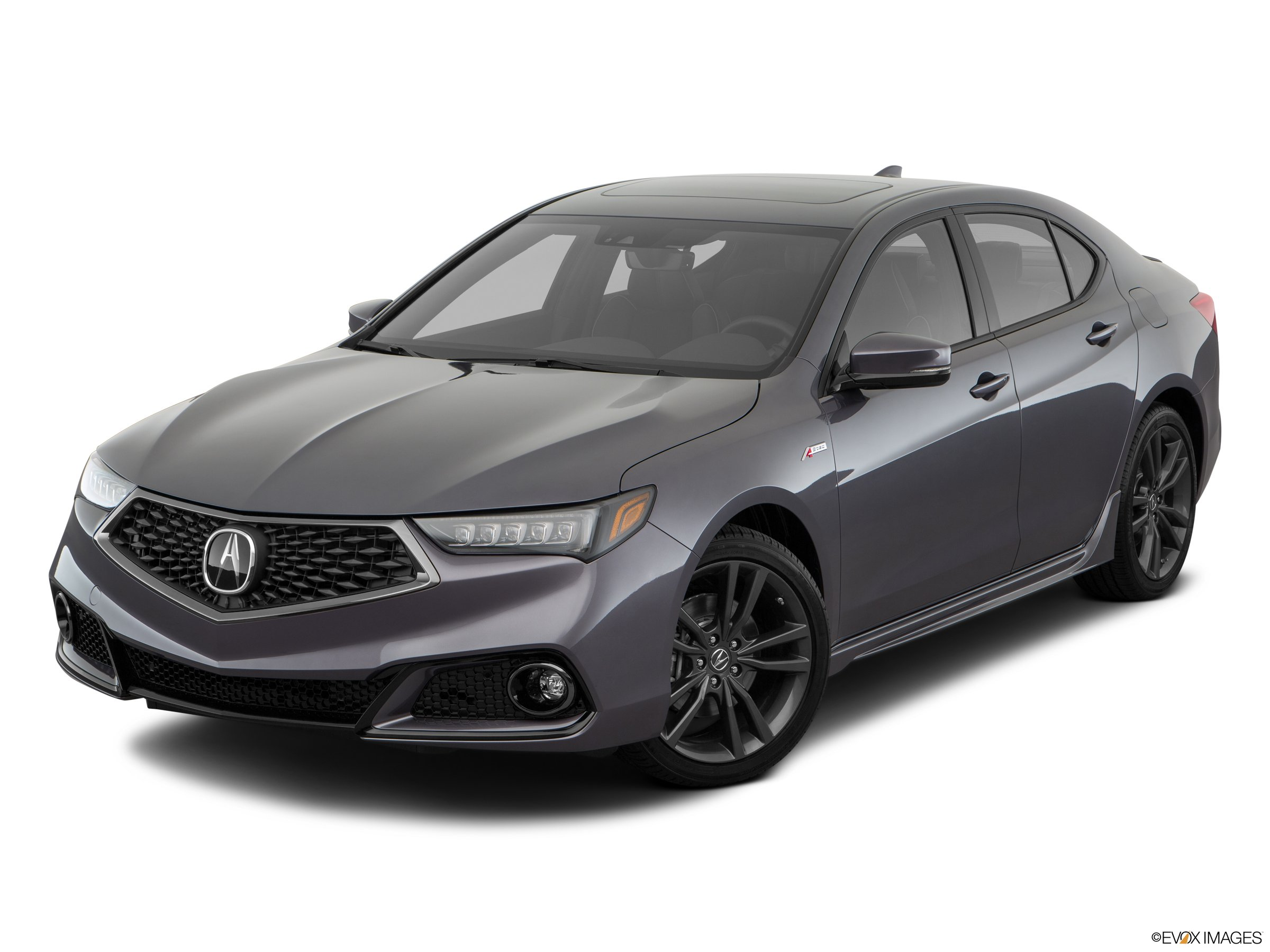 2020 Acura TLX 3.5L with Technology Package and A-SPEC FWD sedan