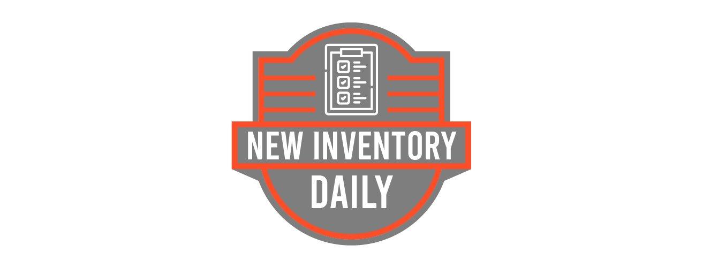 new inventory